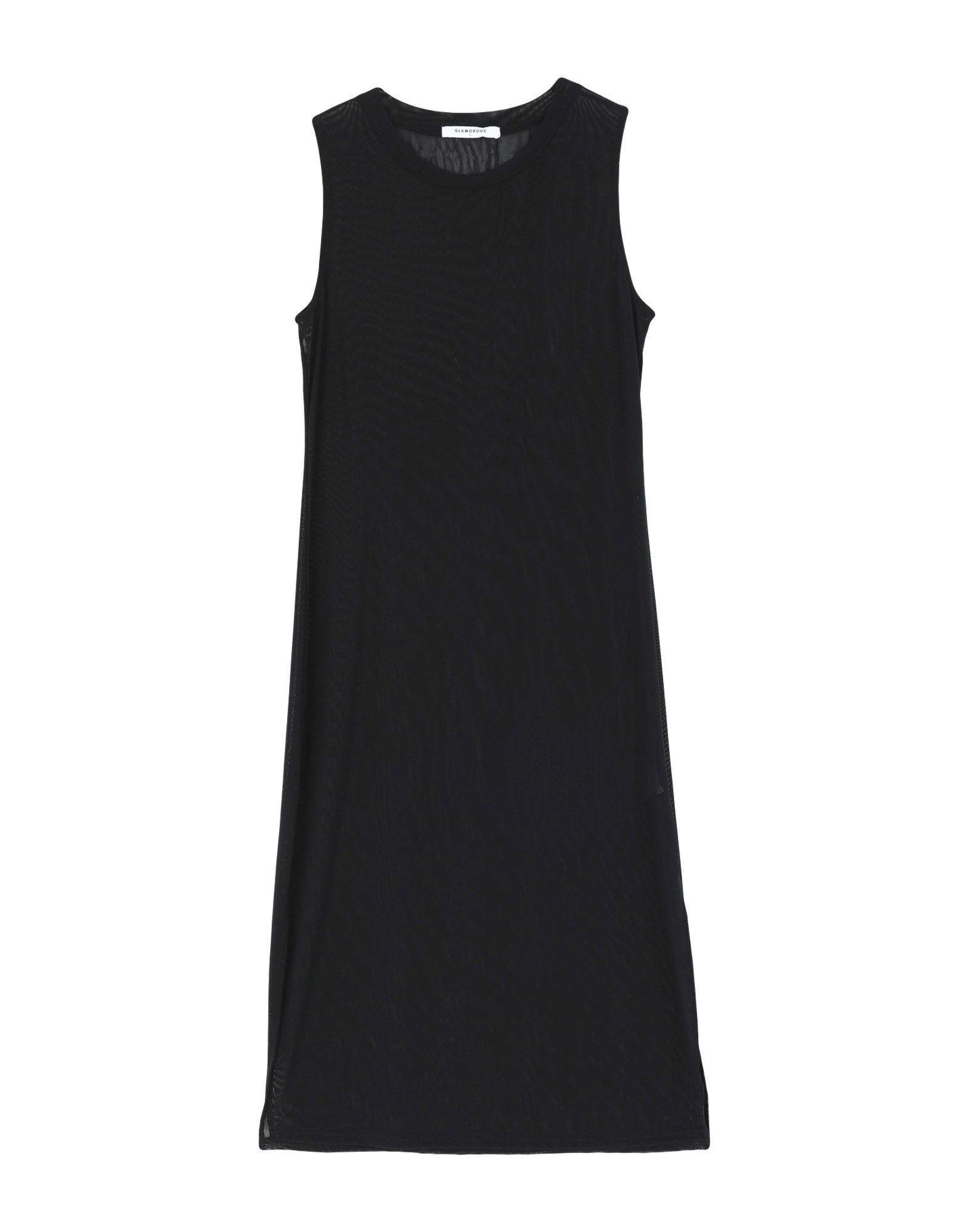 GLAMOROUS Платье до колена платье glamorous glamorous gl008ewhowc8