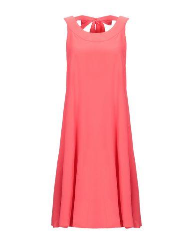 Купить Женское короткое платье MOLLY BRACKEN кораллового цвета