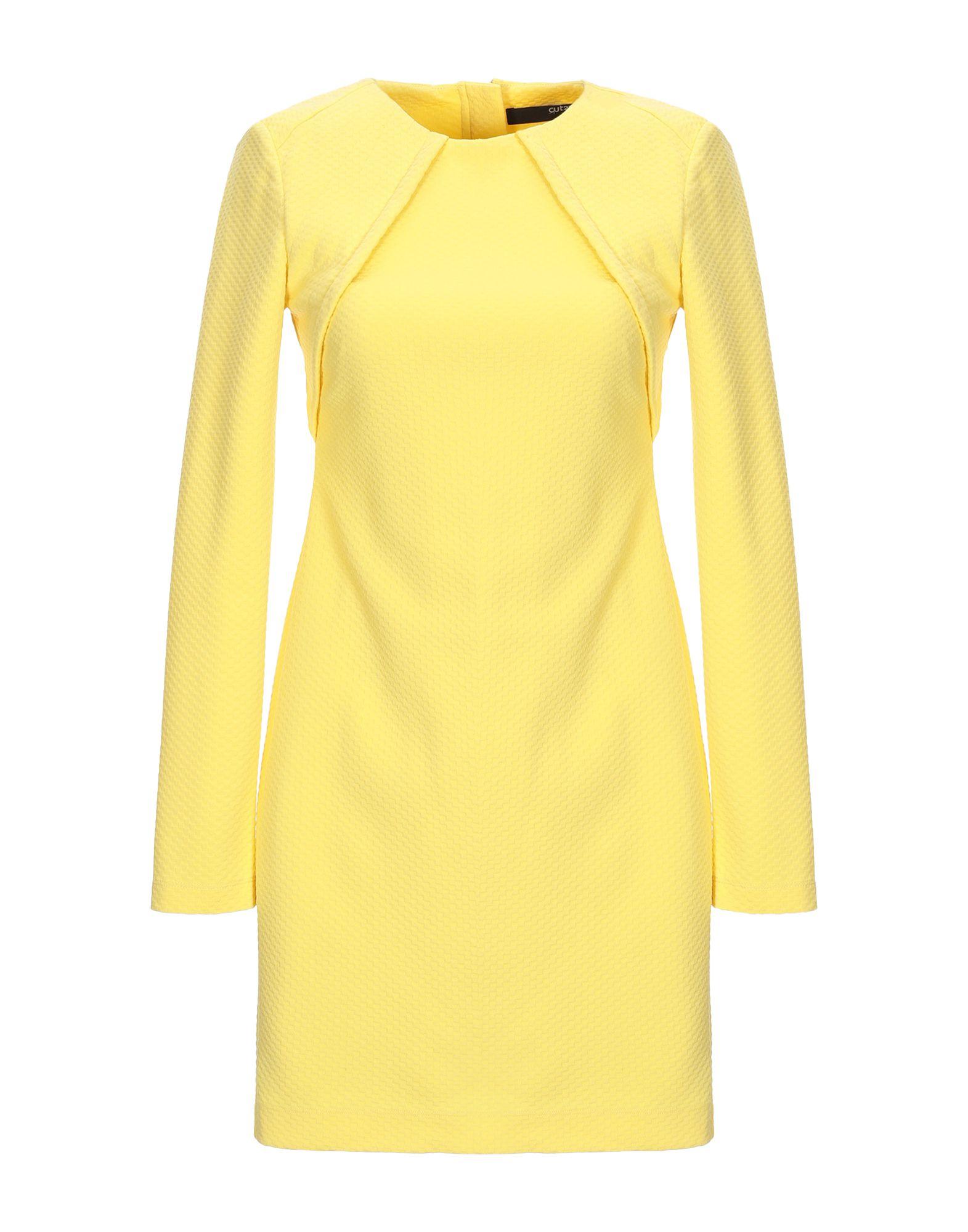 CUT25 by YIGAL AZROUËL Короткое платье недорго, оригинальная цена