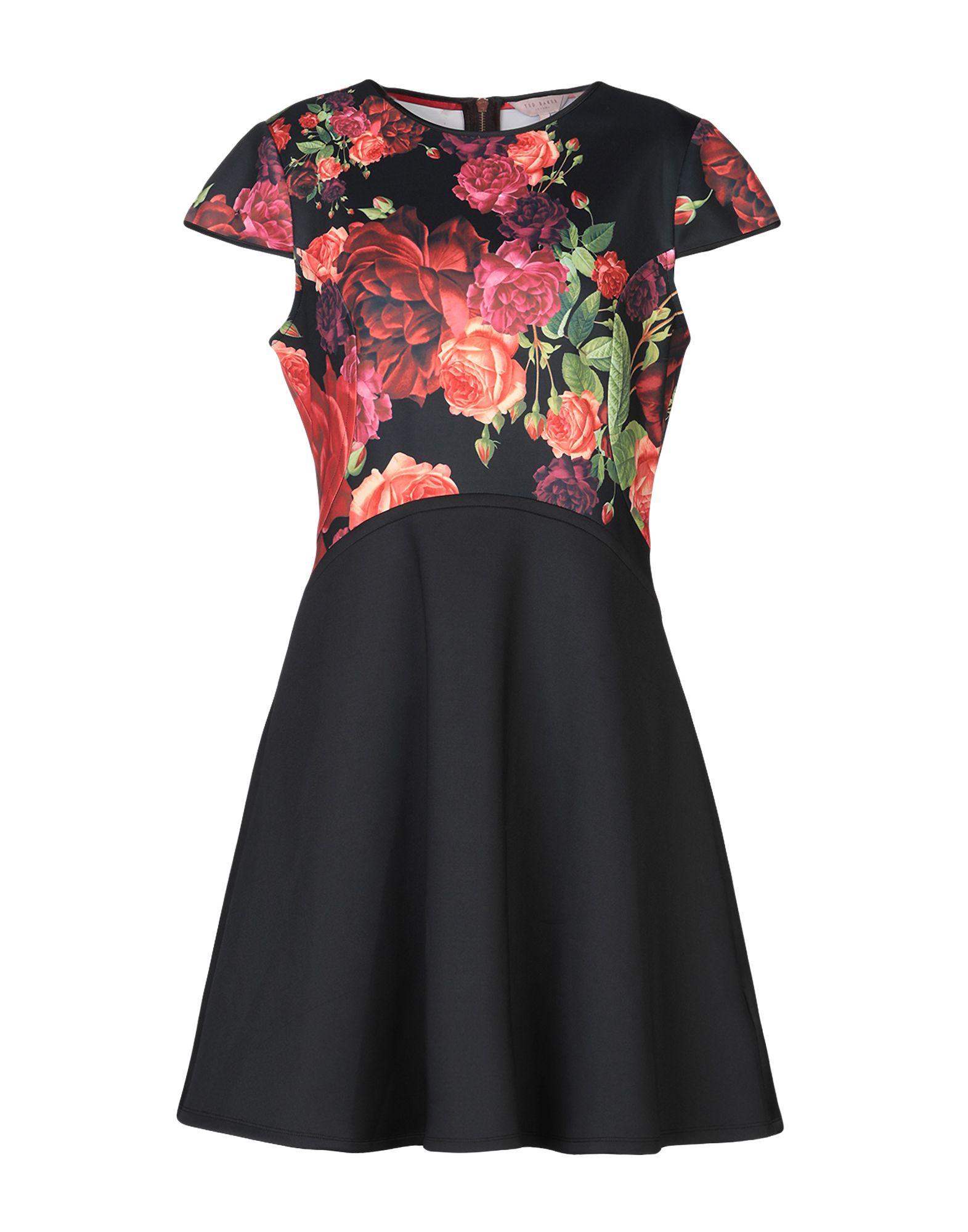 TED BAKER Короткое платье