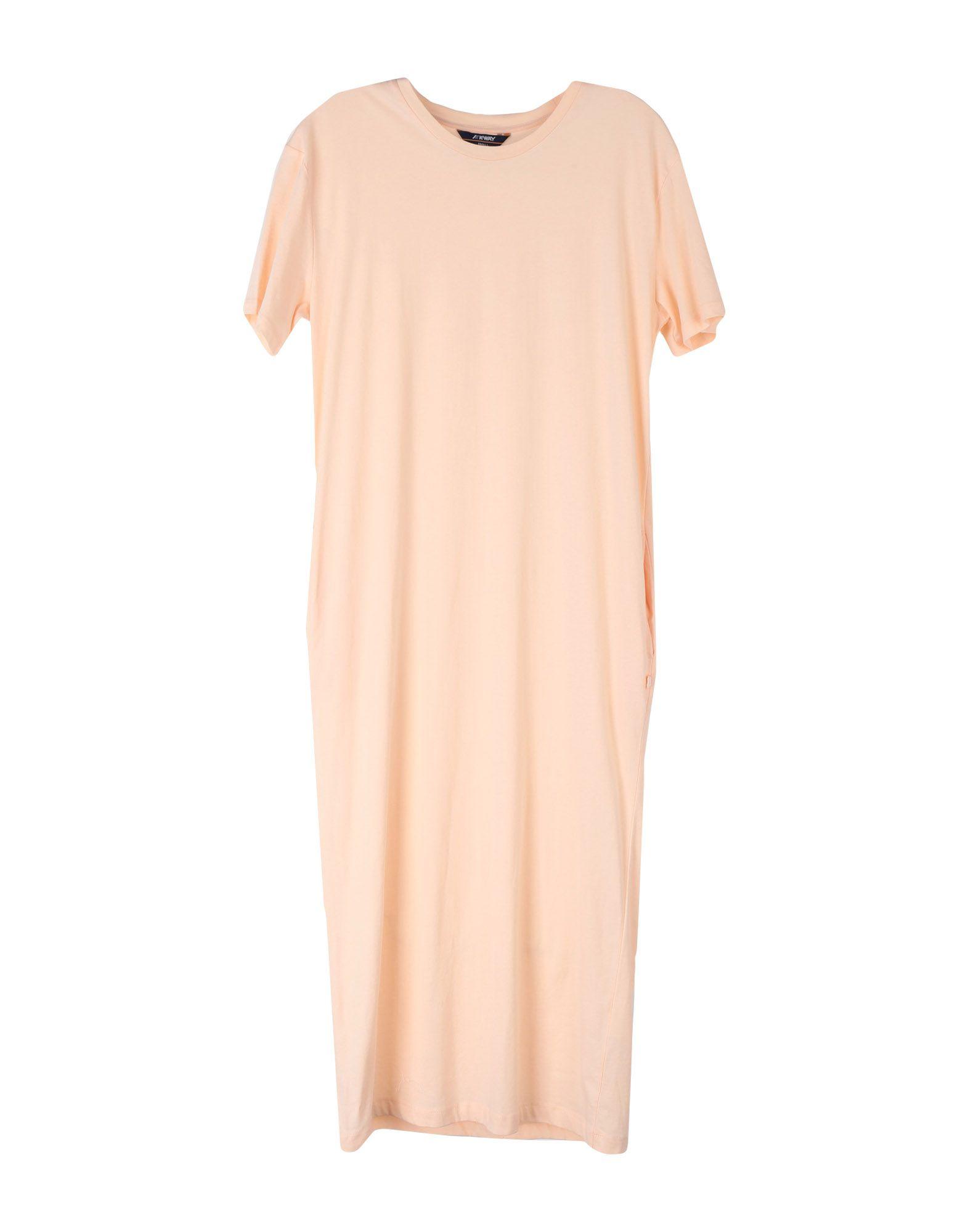 K-WAY Длинное платье цена и фото
