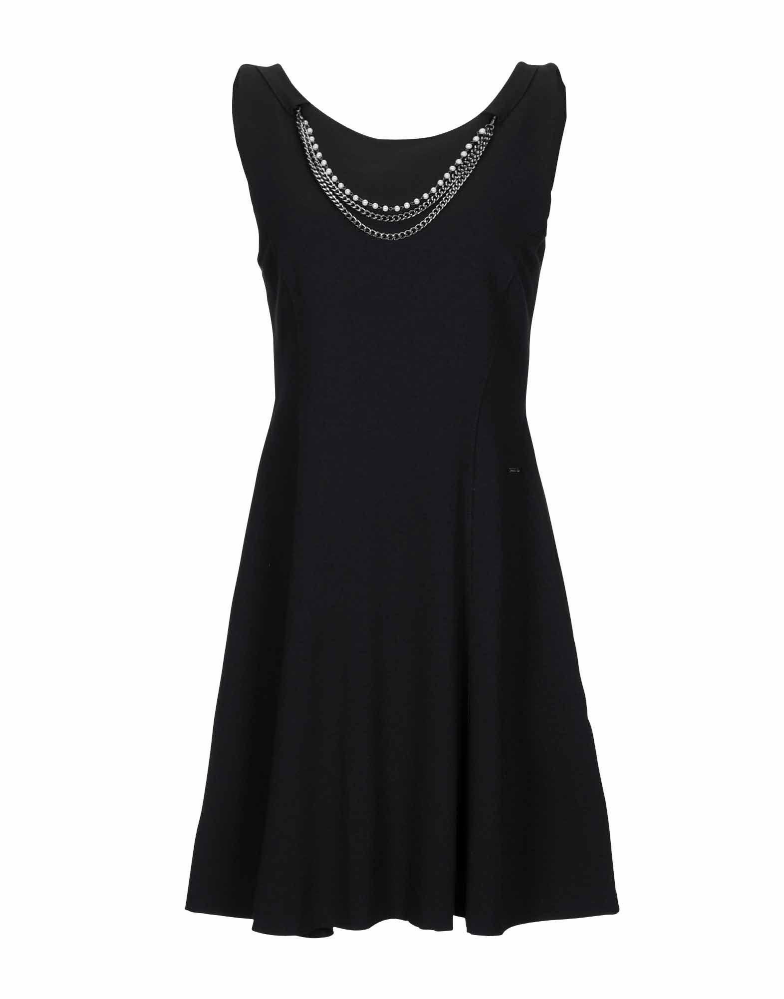 MAISON ESPIN Короткое платье недорго, оригинальная цена