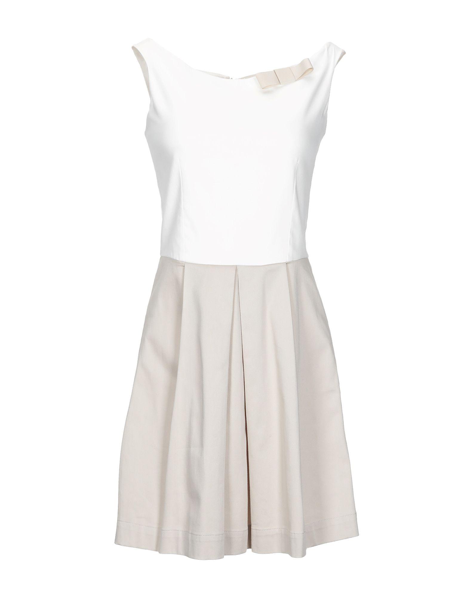 VERYSIMPLE Короткое платье недорго, оригинальная цена