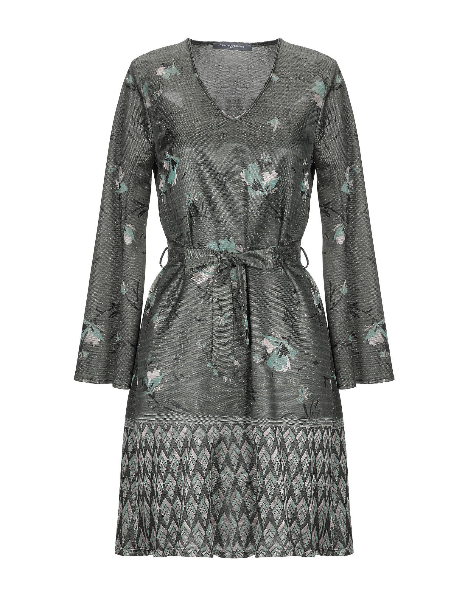 Фото - SANDRO FERRONE Короткое платье sandro ferrone короткое платье