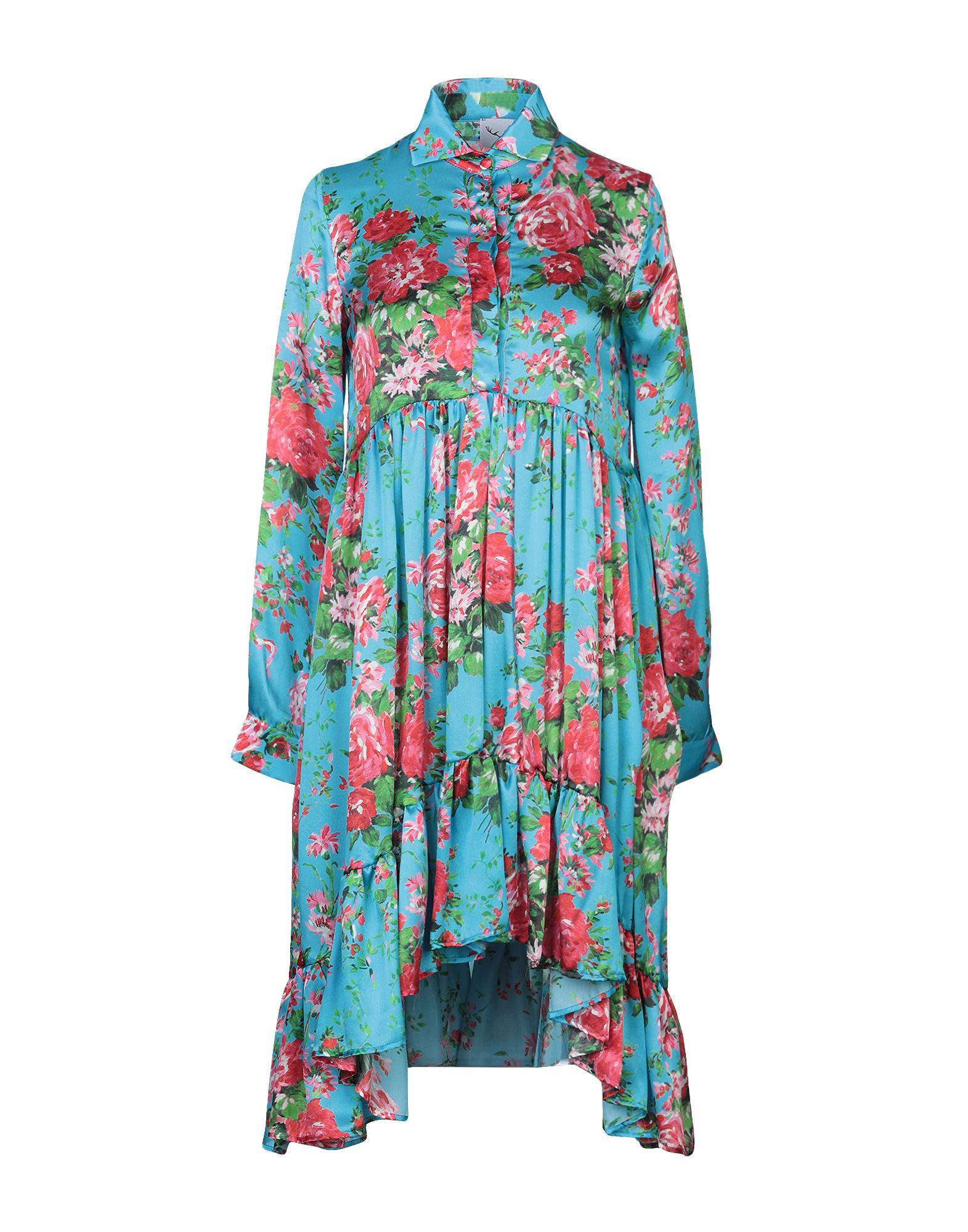LEITMOTIV Платье до колена цена 2017