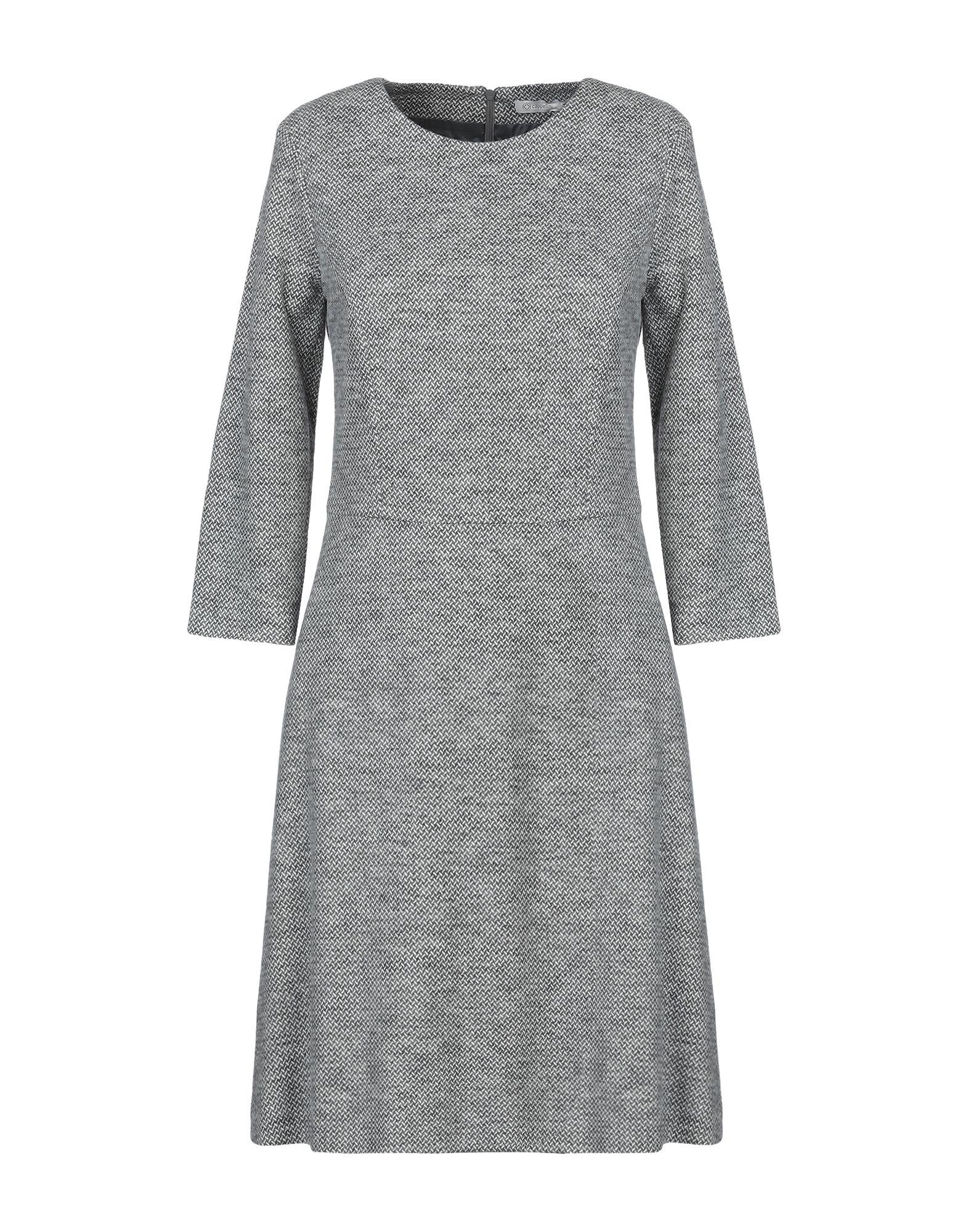 CAPPELLINI by PESERICO Платье до колена цена 2017