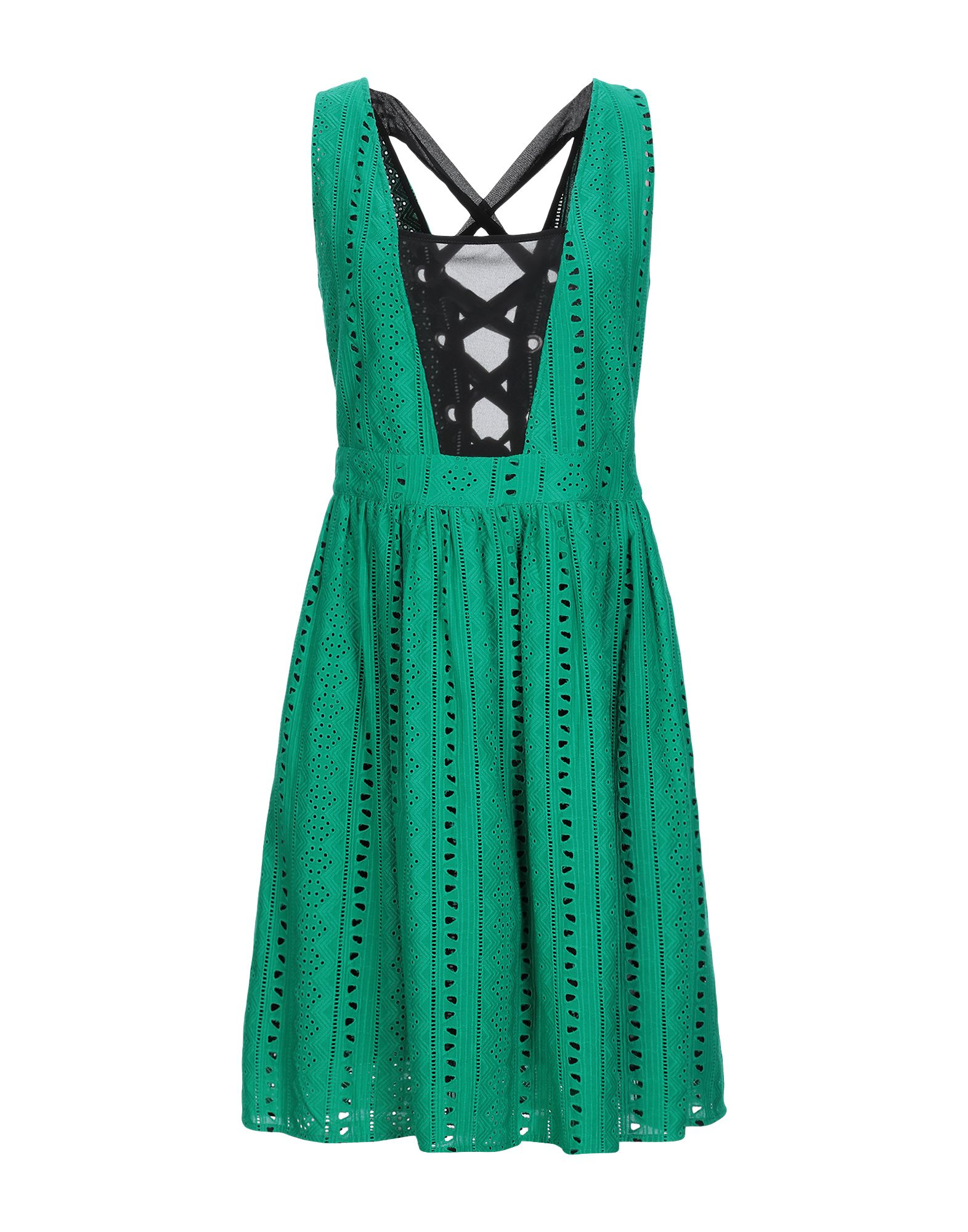 EMMA BRENDON Короткое платье красное боди emma xxl 3xl