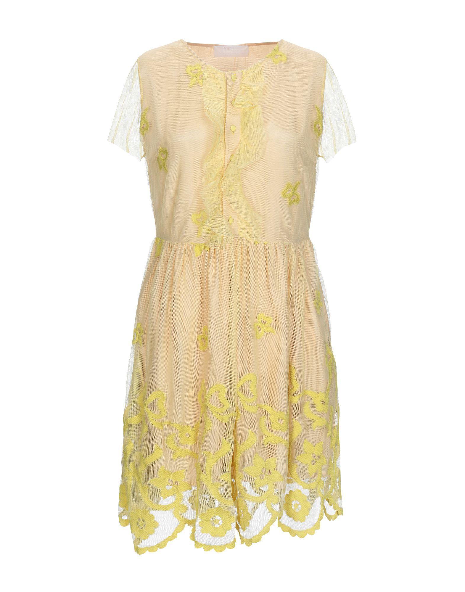 PRINCESSE METROPOLITAINE Короткое платье цена 2017