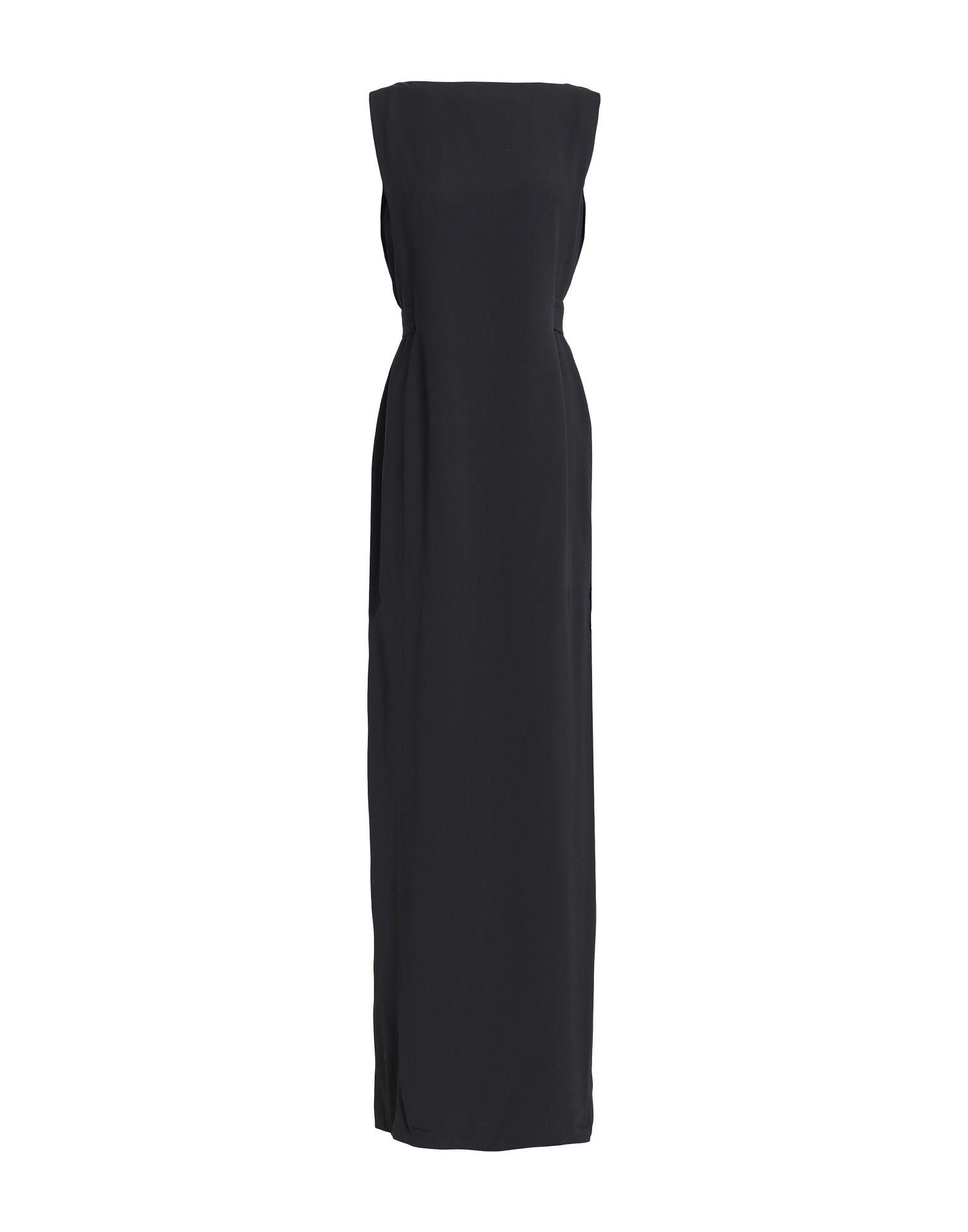 CHALAYAN Длинное платье платье