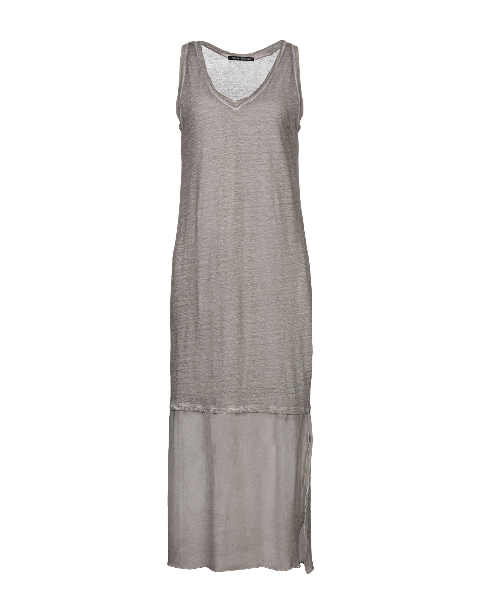 NEVER ENOUGH Платье длиной 3/4 недорго, оригинальная цена