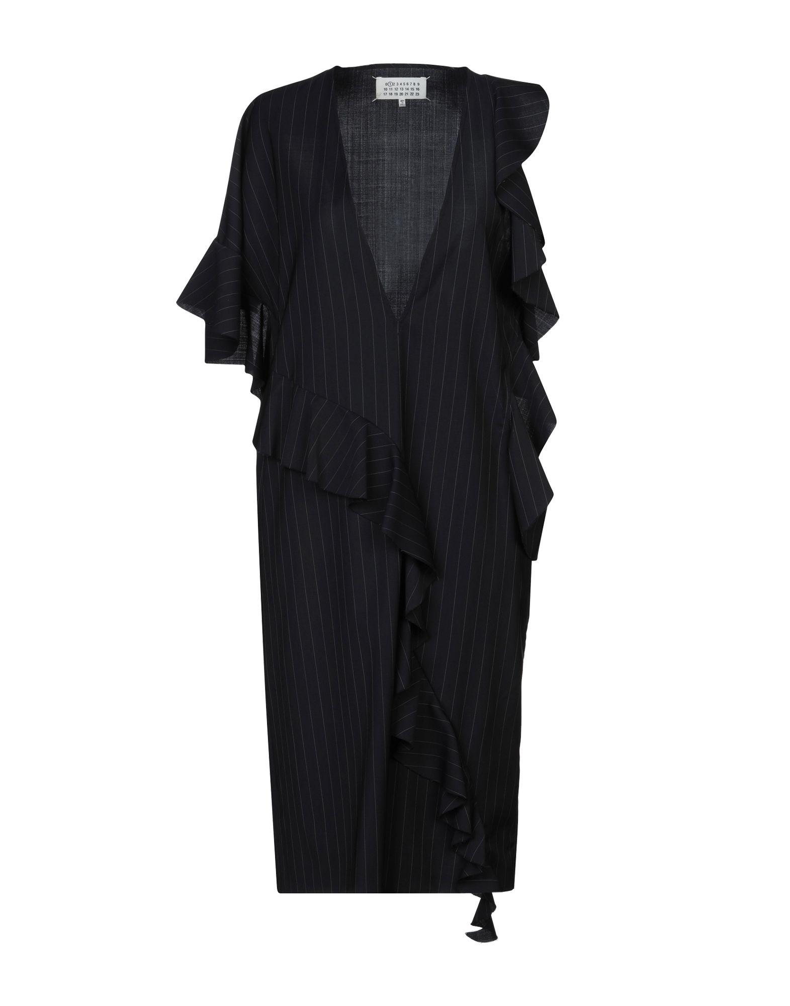 MAISON MARGIELA Платье до колена недорго, оригинальная цена