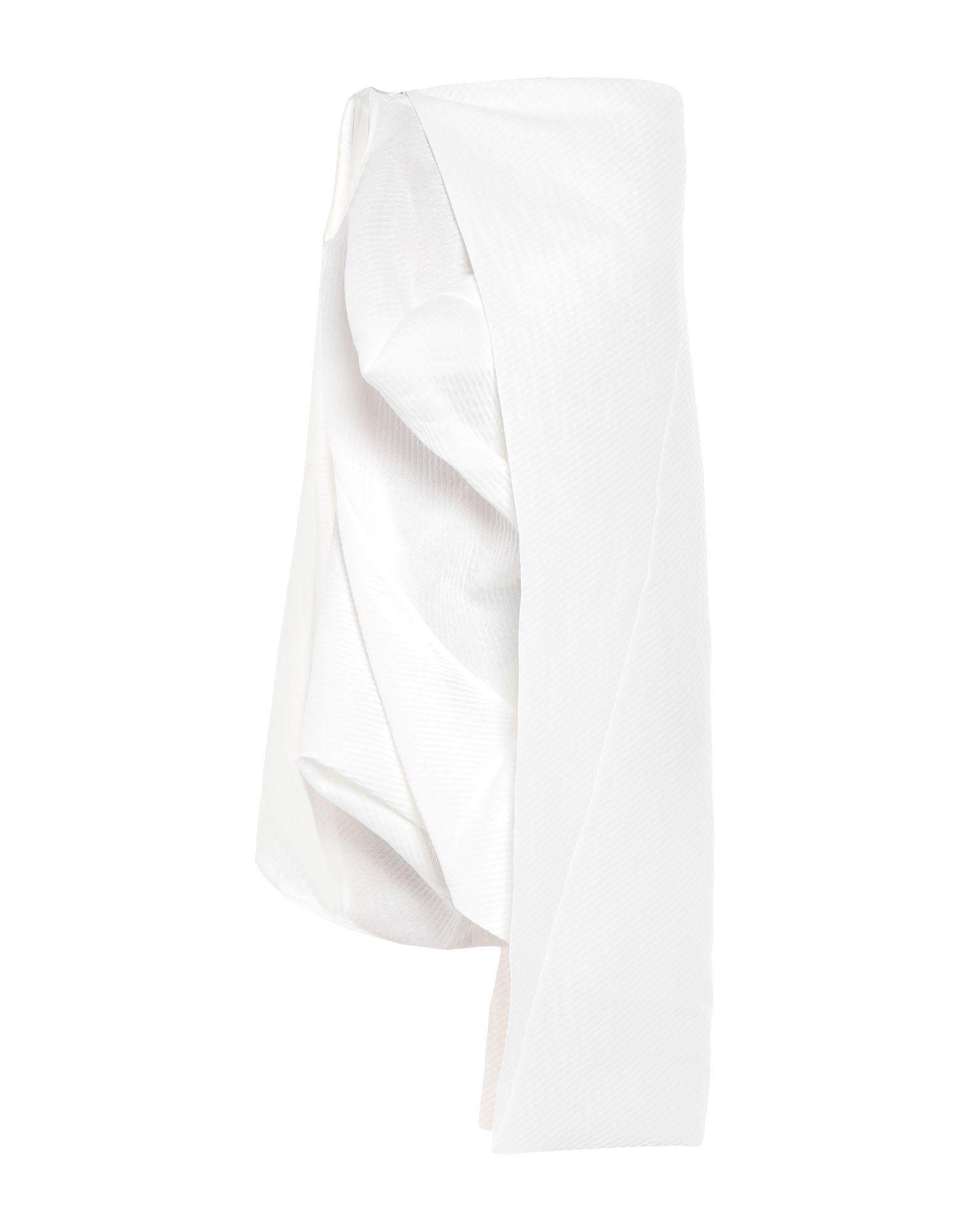 RICK OWENS Короткое платье