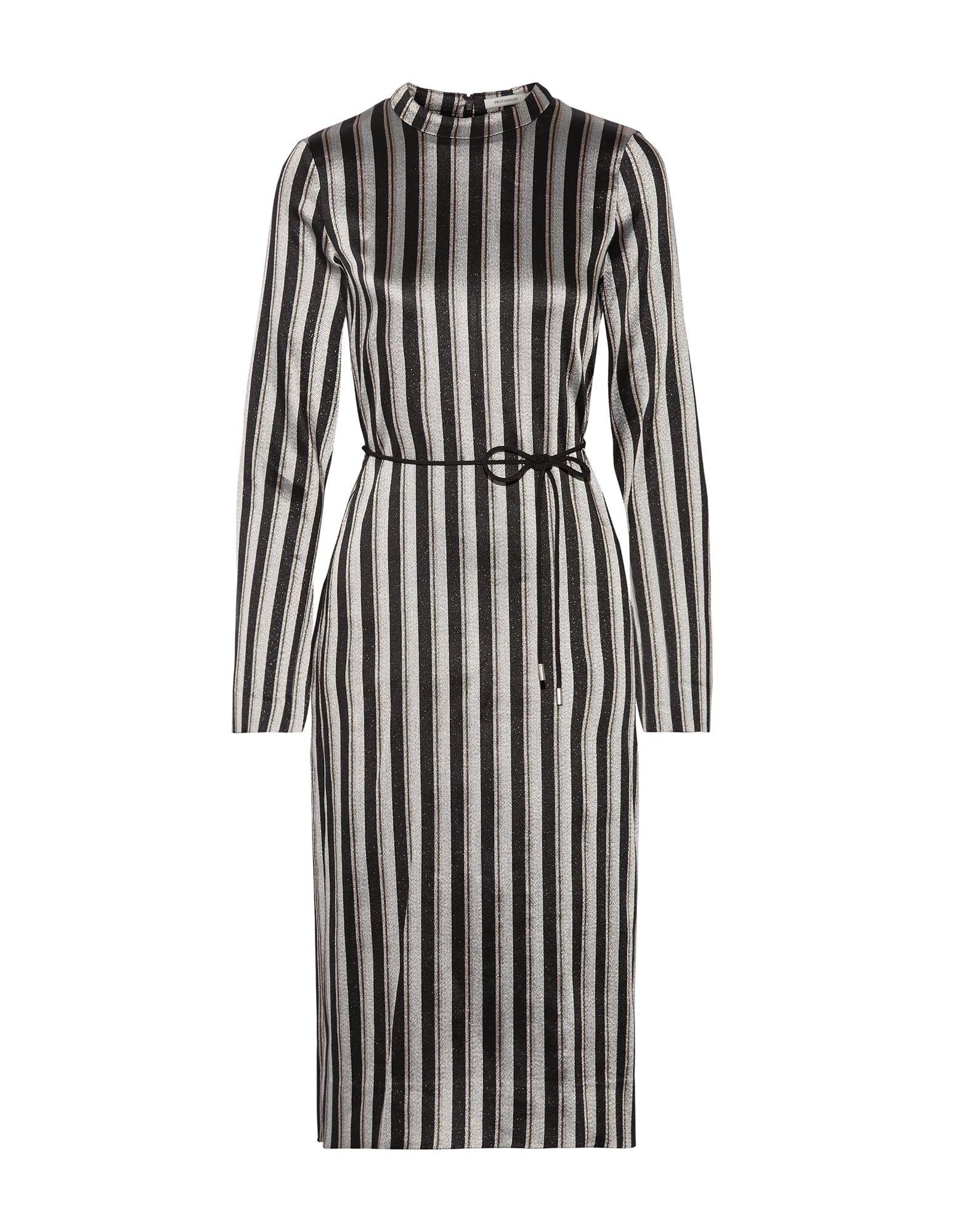 PROTAGONIST Платье длиной 3/4 protagonist юбка длиной 3 4