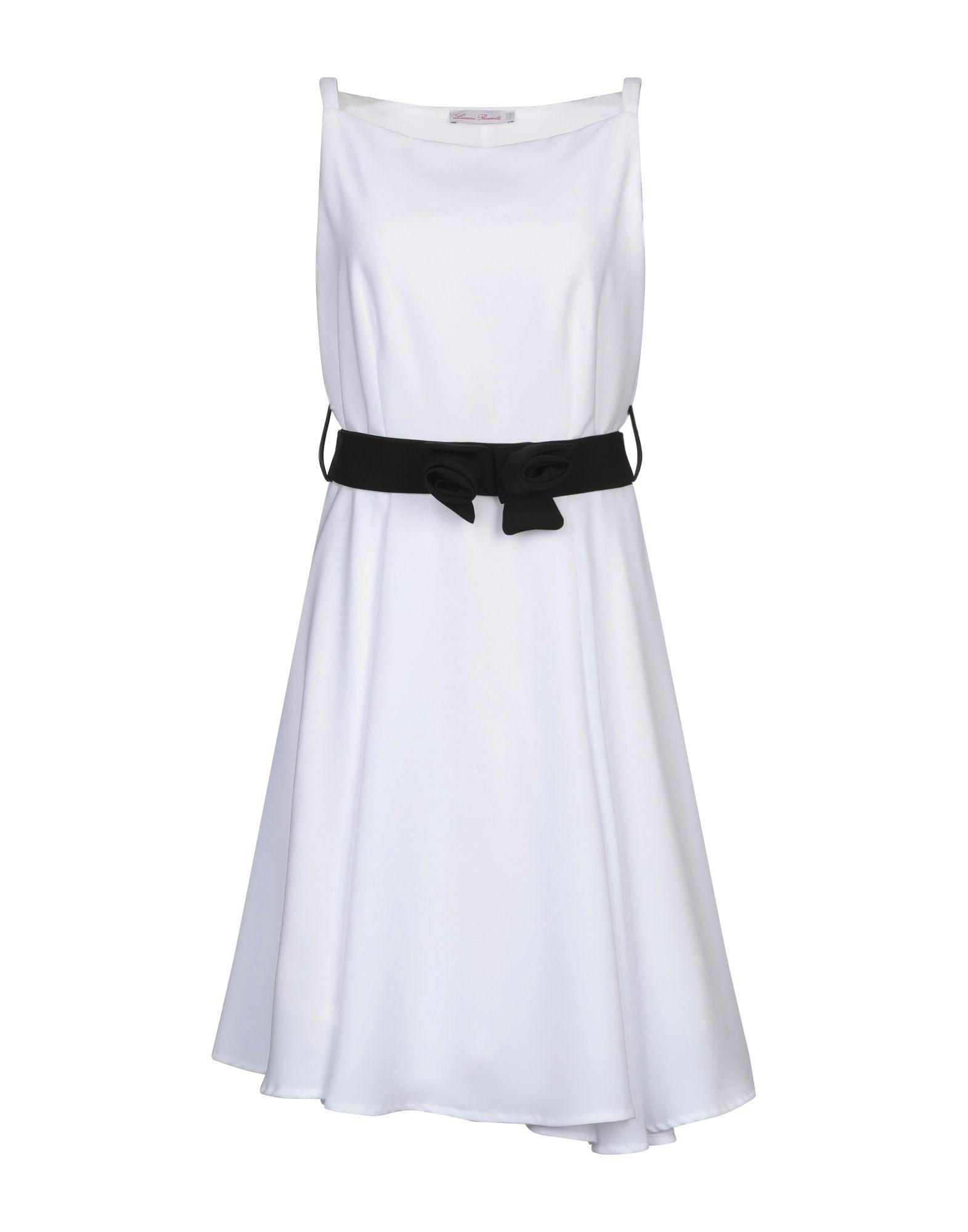 LUCIANO PAVAROTTI Короткое платье