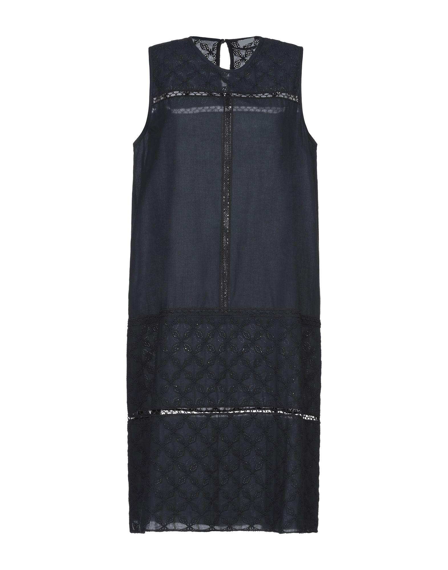 ALPHA STUDIO Короткое платье alpha studio длинная юбка