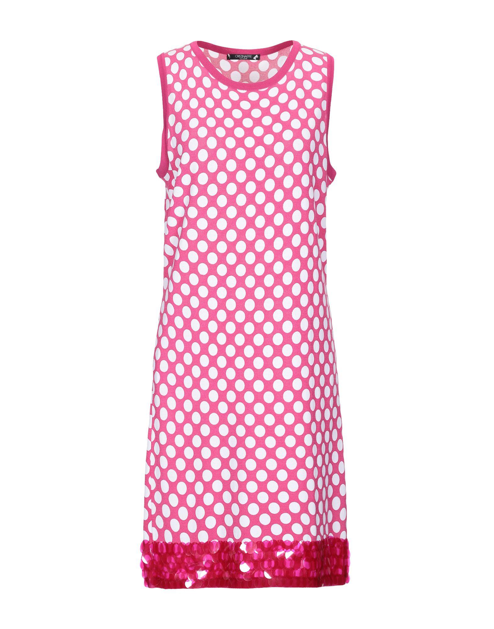 купить CRISTINAEFFE COLLECTION Короткое платье по цене 7000 рублей