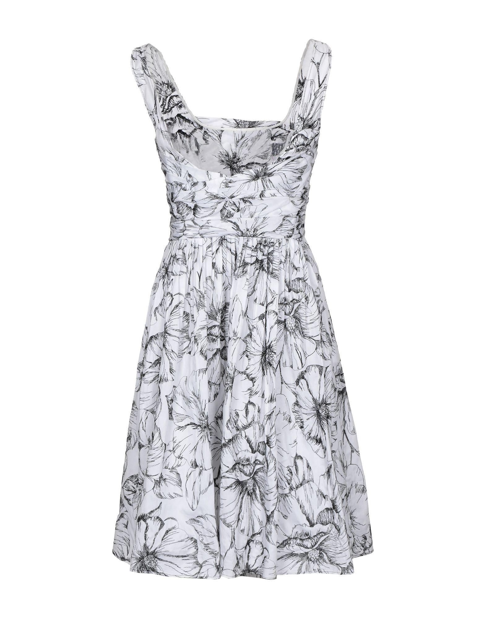 Фото - MOSCHINO CHEAP AND CHIC Короткое платье monnalisa chic платье