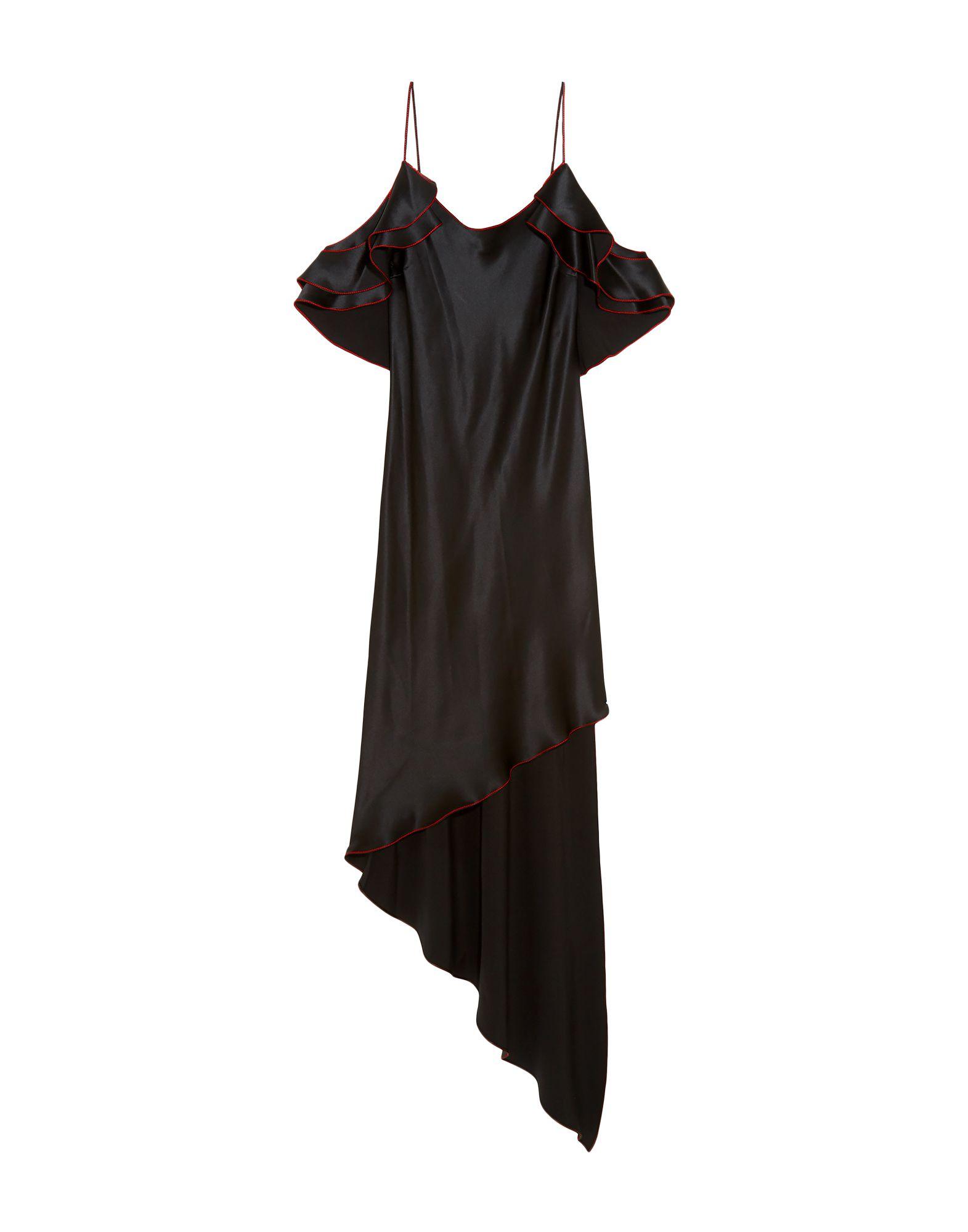JUAN CARLOS OBANDO Короткое платье