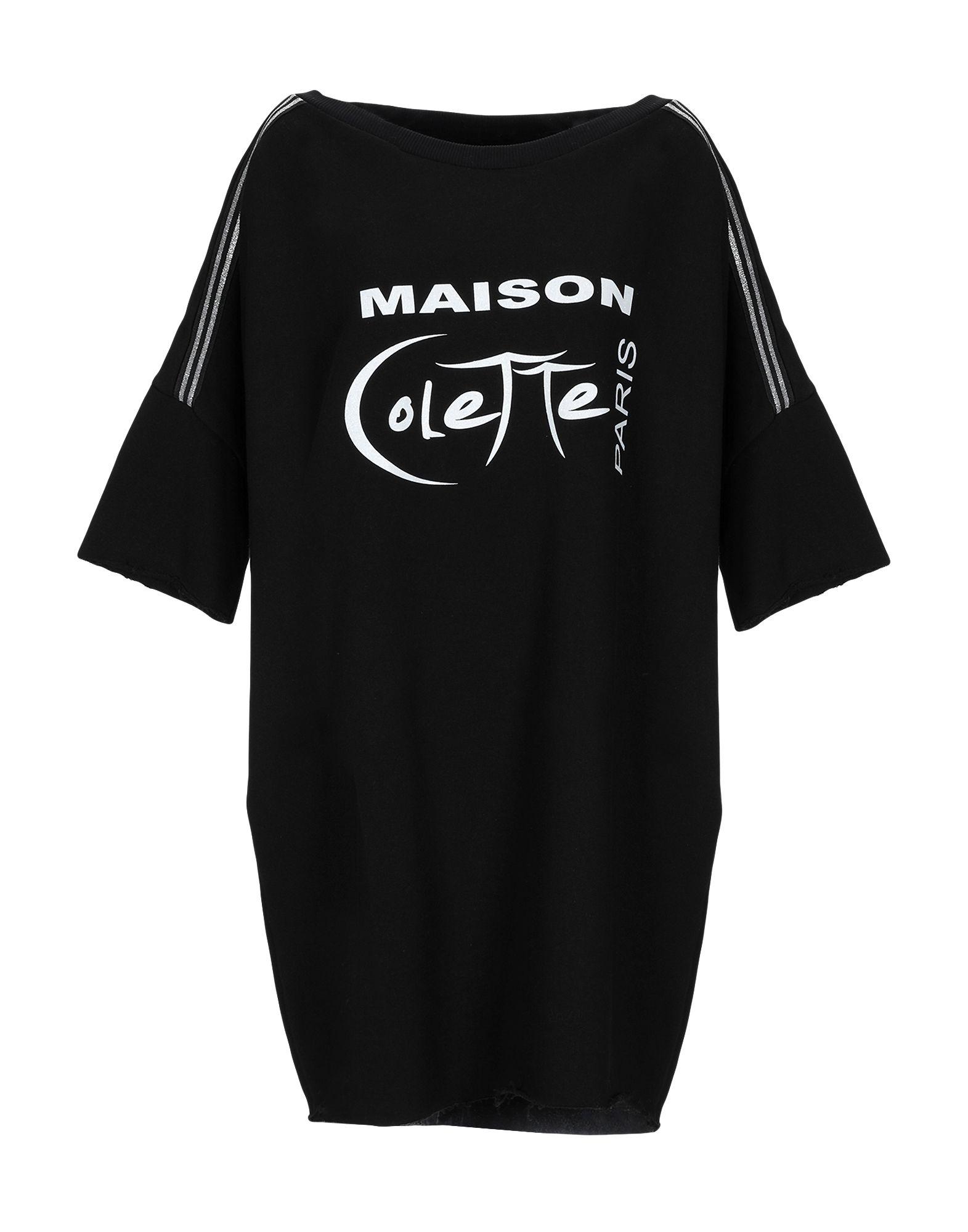MAISON COLETTE Короткое платье colette vivier auto stop
