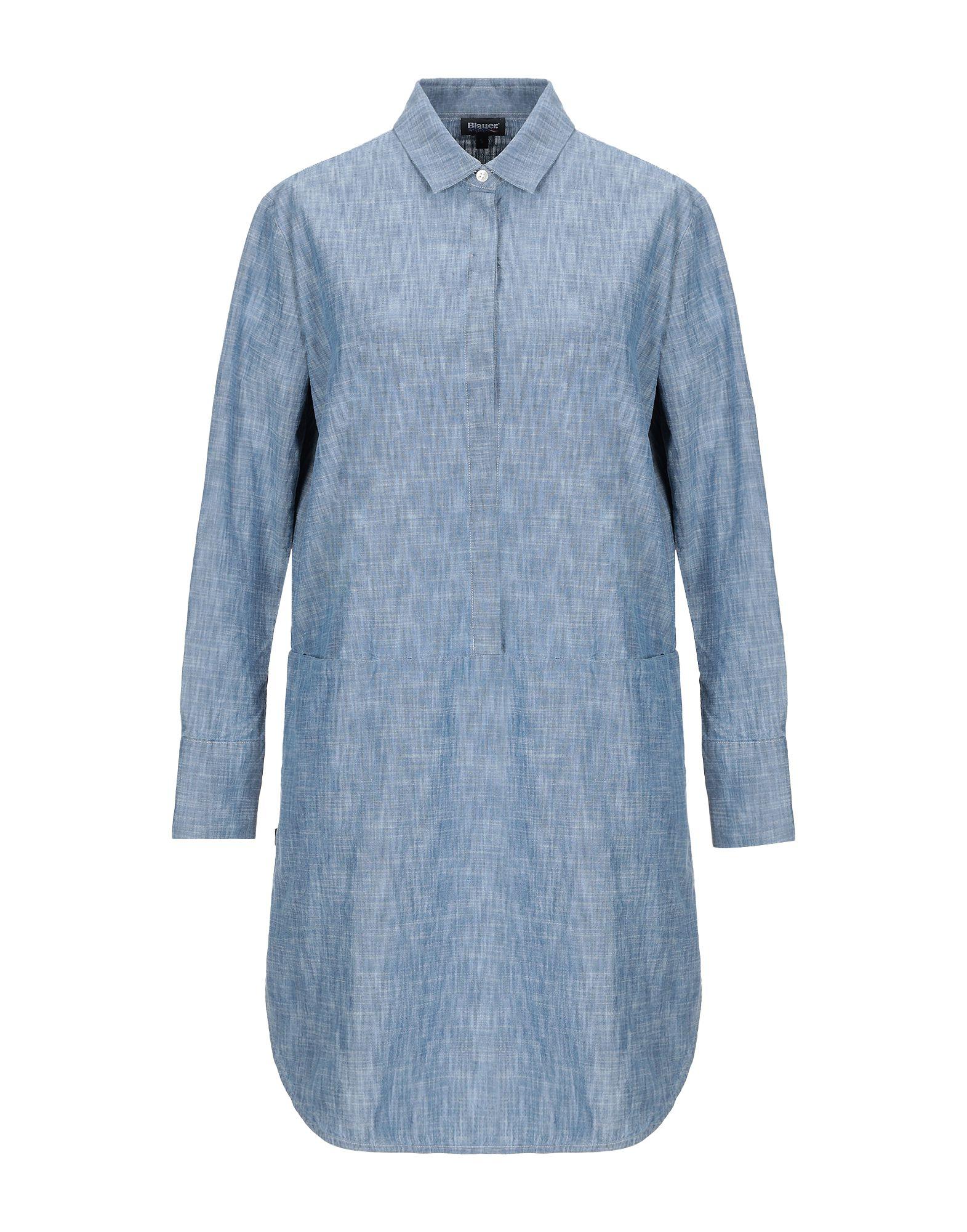 BLAUER Короткое платье petri короткое платье