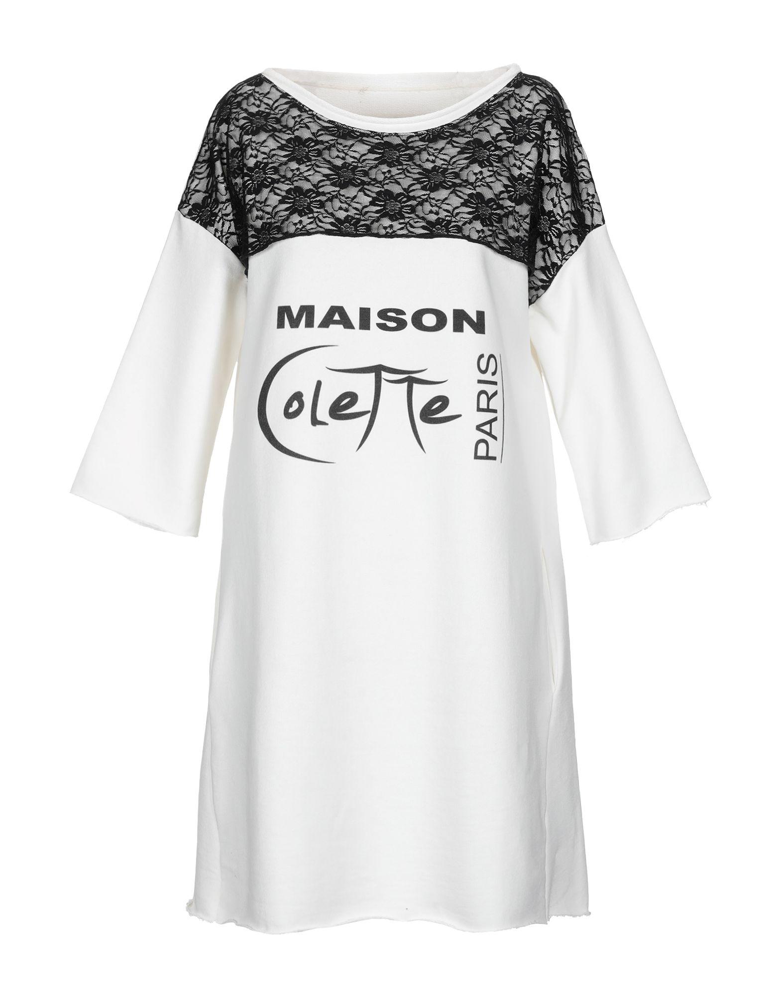 MAISON COLETTE Короткое платье цена