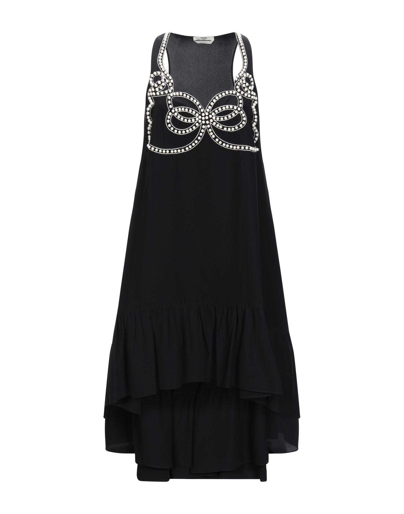 FENDI Короткое платье fendi мини юбка