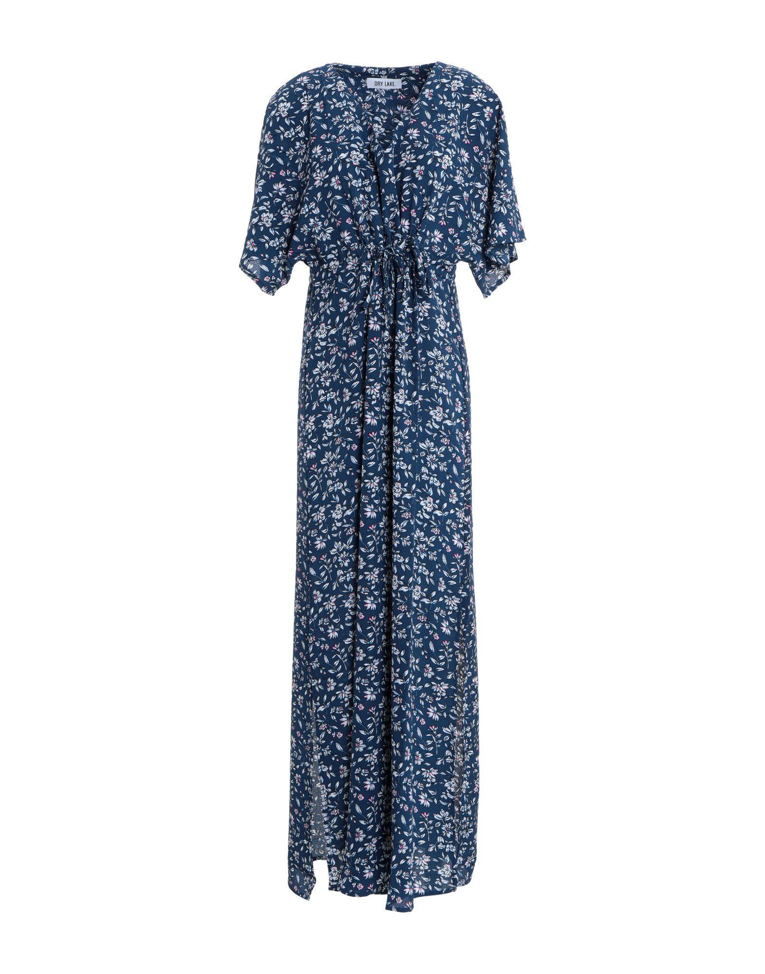 DRY LAKE. Длинное платье