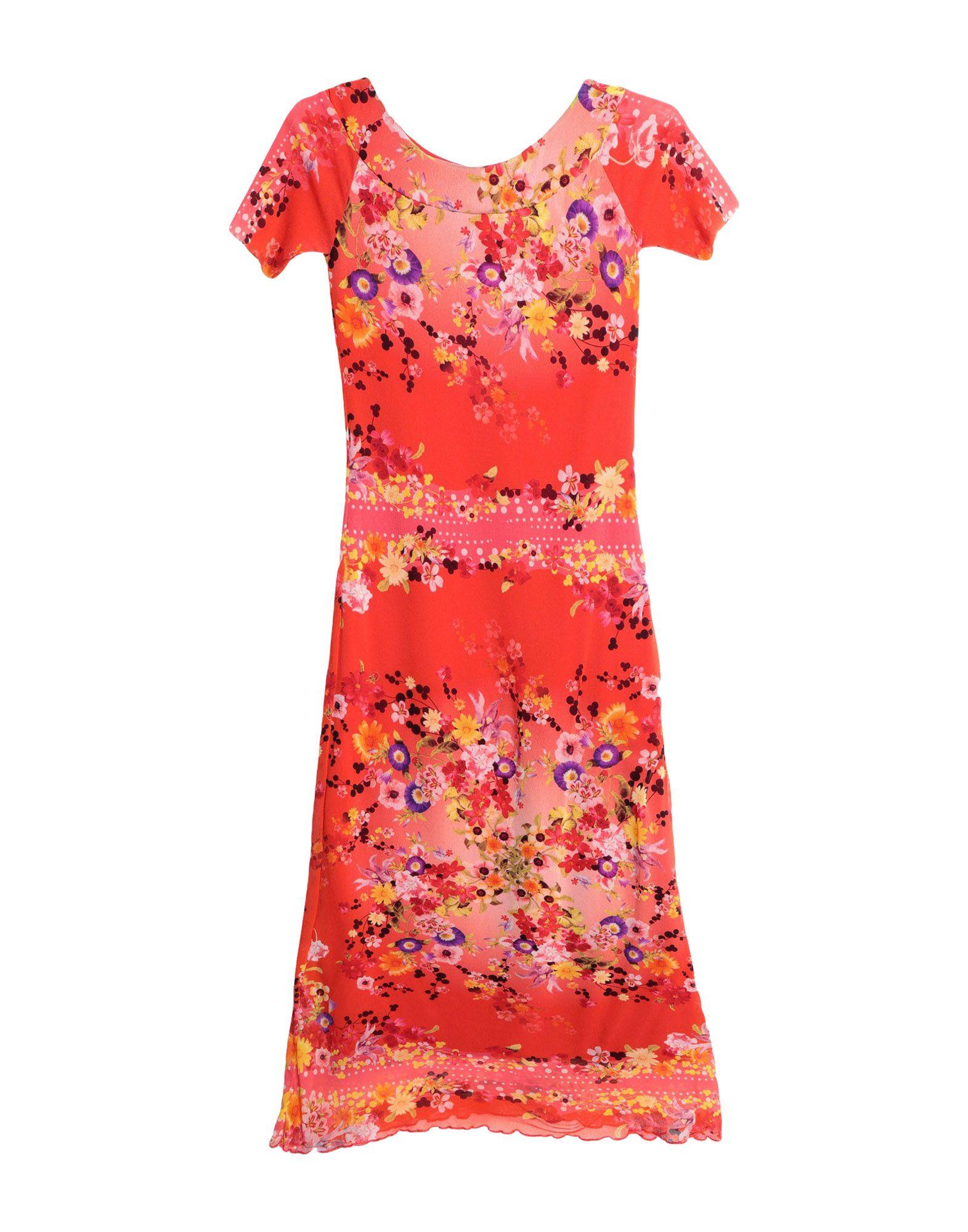 FUZZI Длинное платье fuzzi длинное платье
