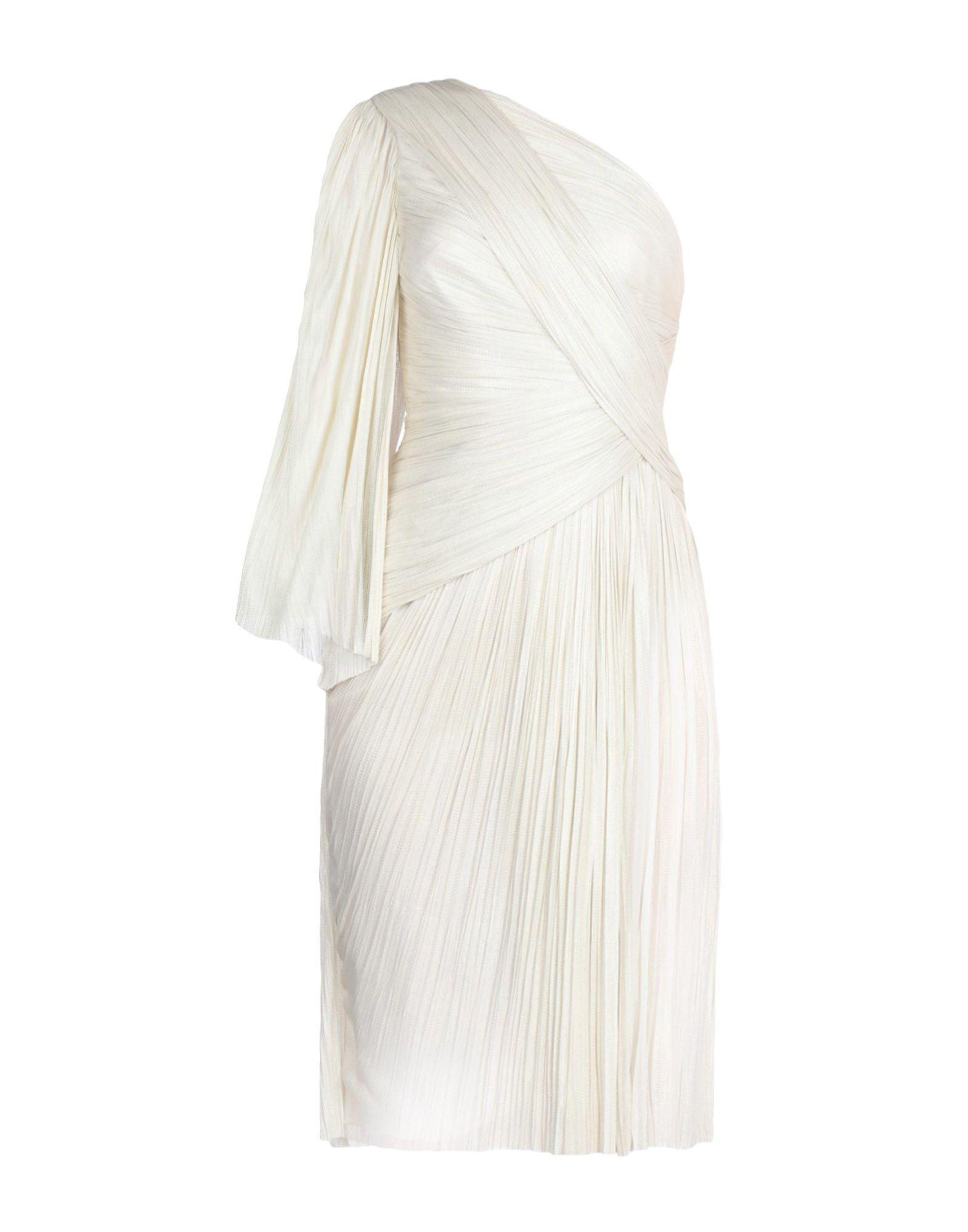 MARIA LUCIA HOHAN Платье длиной 3/4 цена