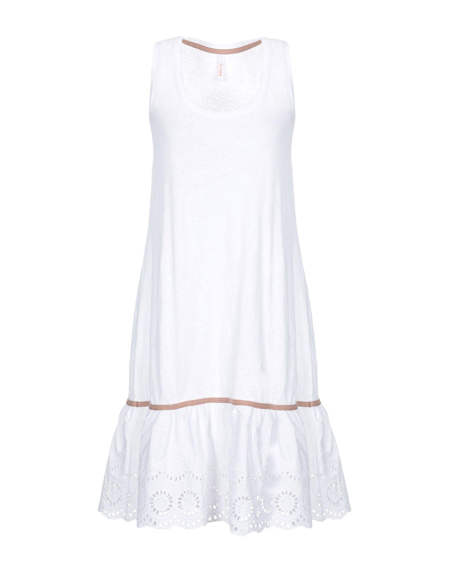 SUN 68 Платье до колена