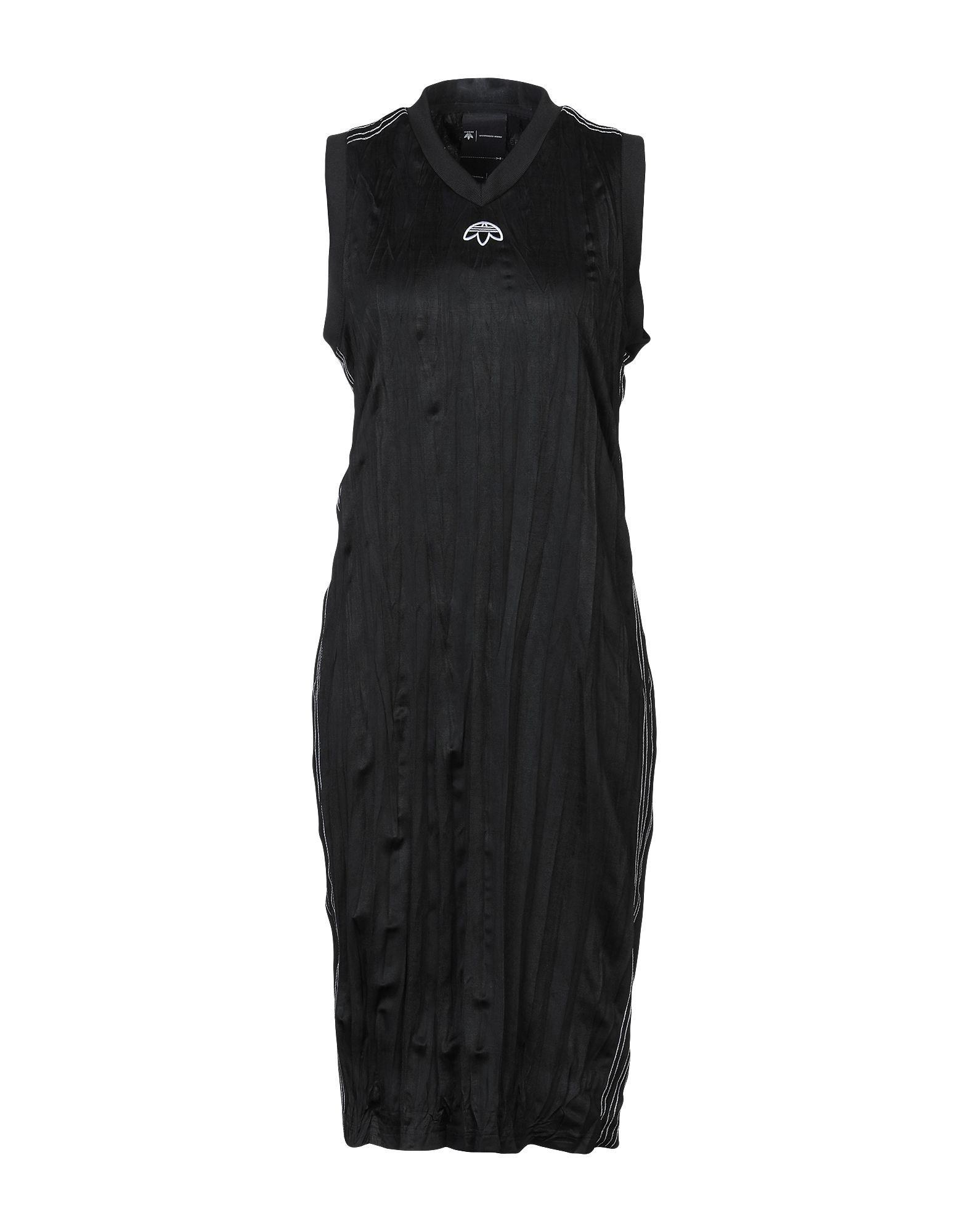 ADIDAS ORIGINALS Платье до колена цена