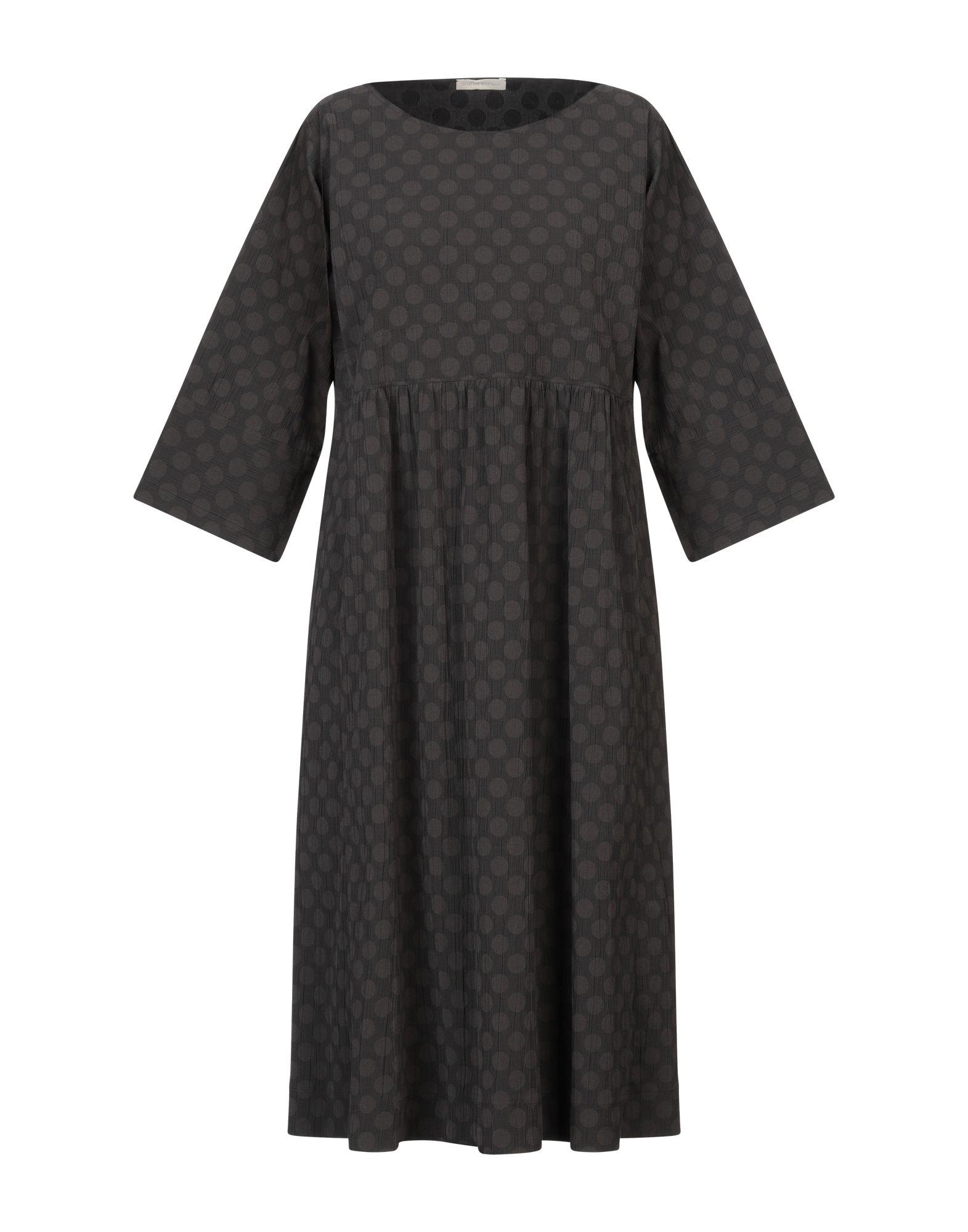 CRISTINA BONFANTI Платье до колена