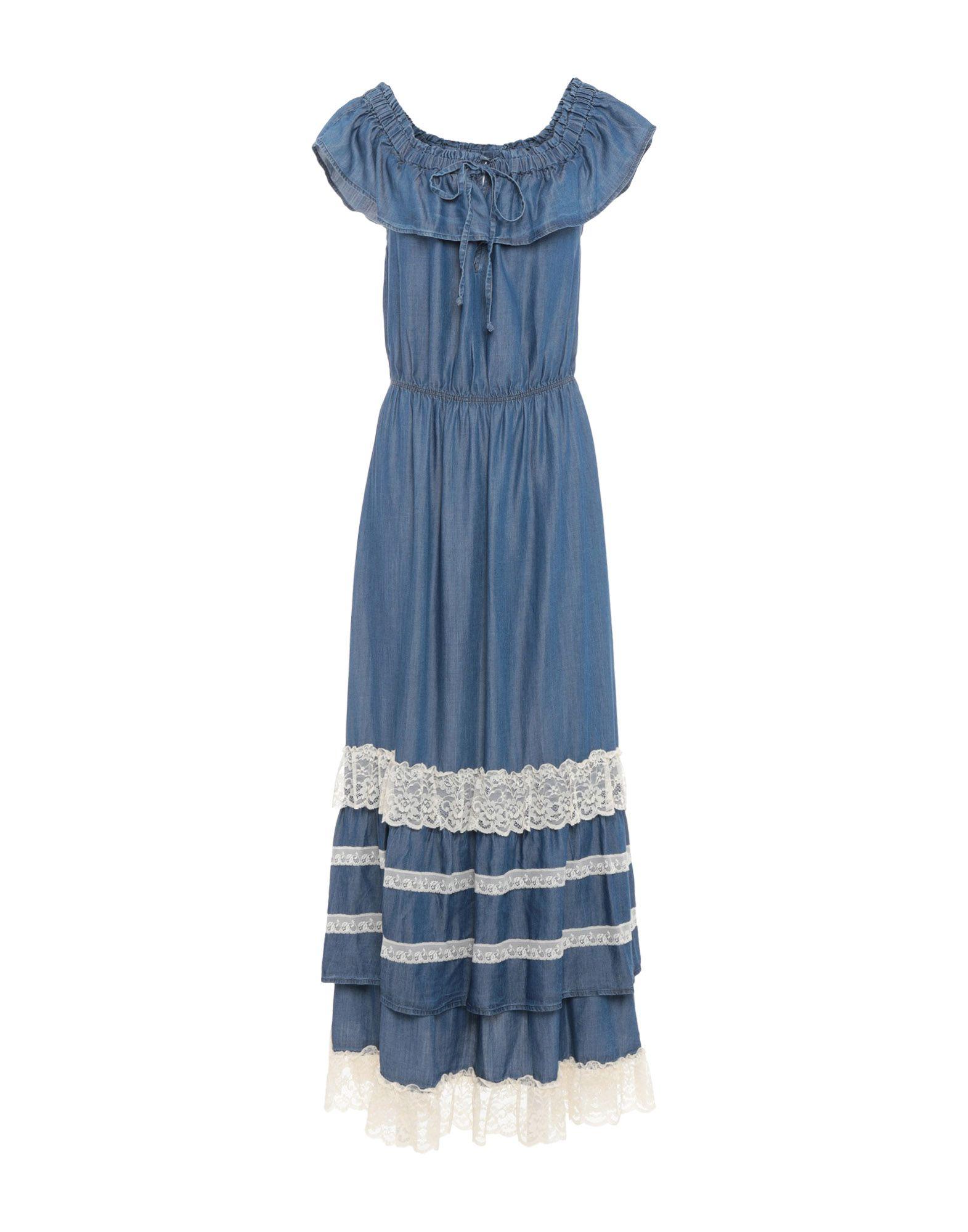 LIU •JO Длинное платье платье liu jo f18084f0618 22222