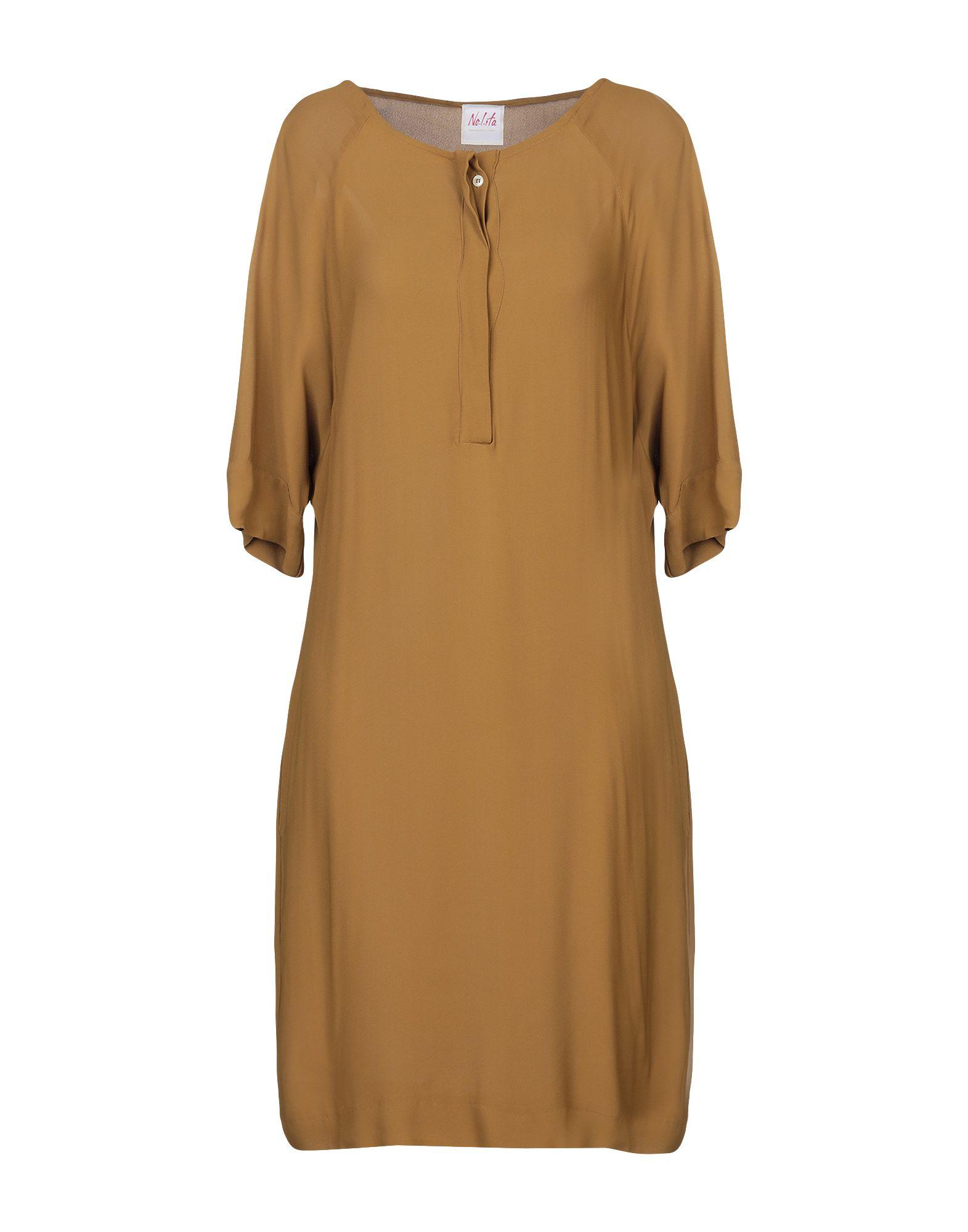 лучшая цена NOLITA Платье до колена