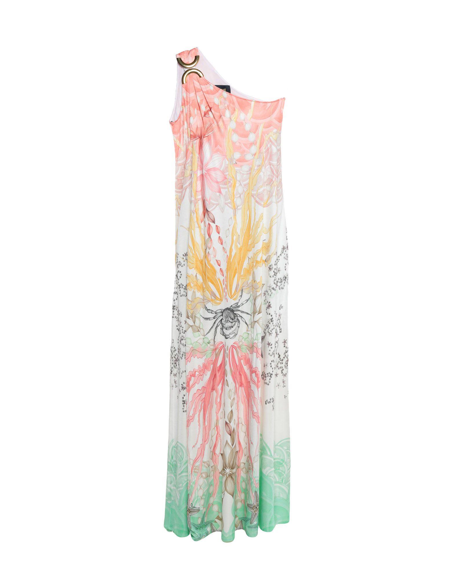 CAVALLI CLASS Длинное платье 923 зима полный дрель бархат вечернее платье длинное плечо банкет тост одежды тонкий тонкий хост