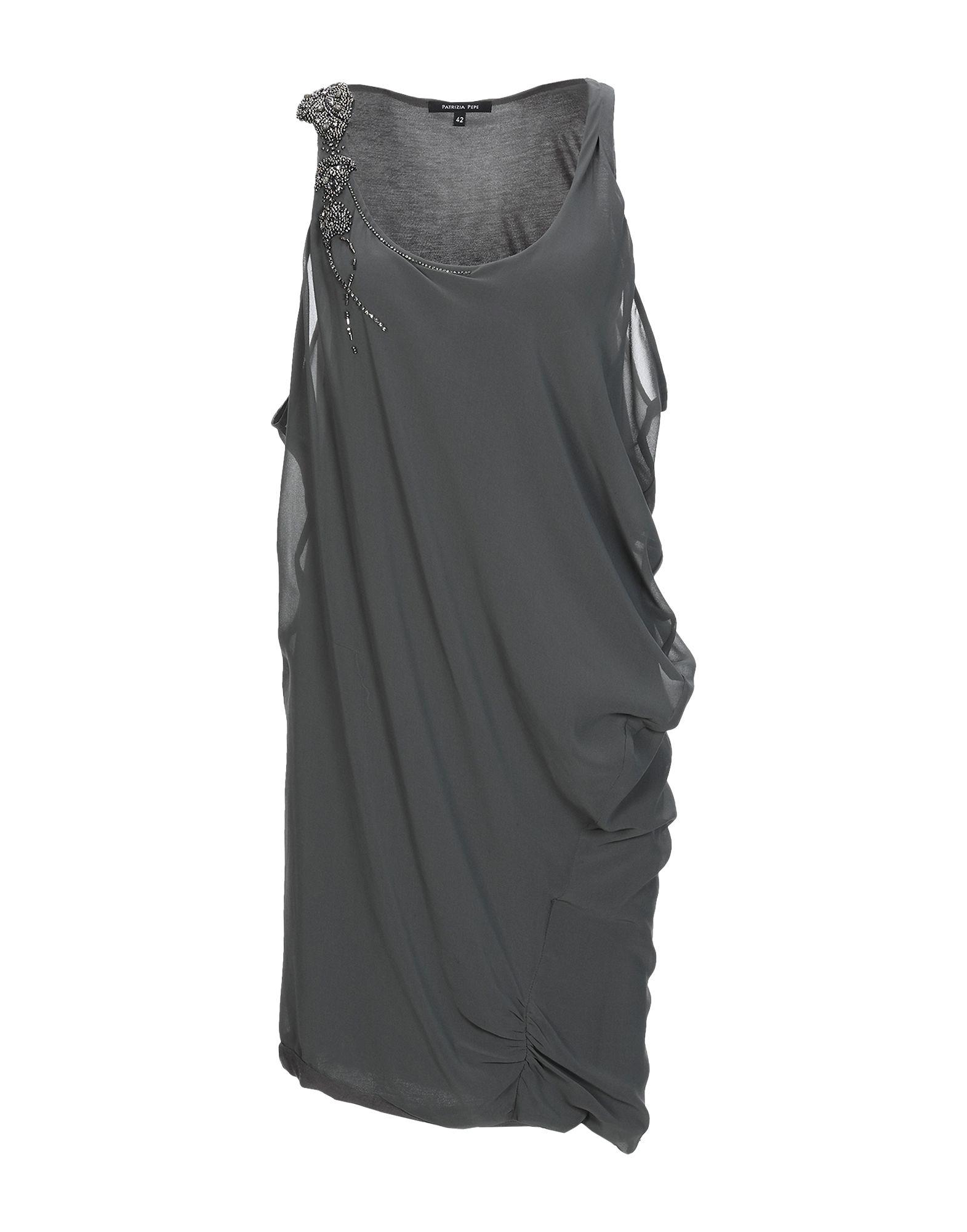 PATRIZIA PEPE Короткое платье lovaru ™летом стиль 2015 шифон рукавов шить цветной печати мини платье моды случайные платье