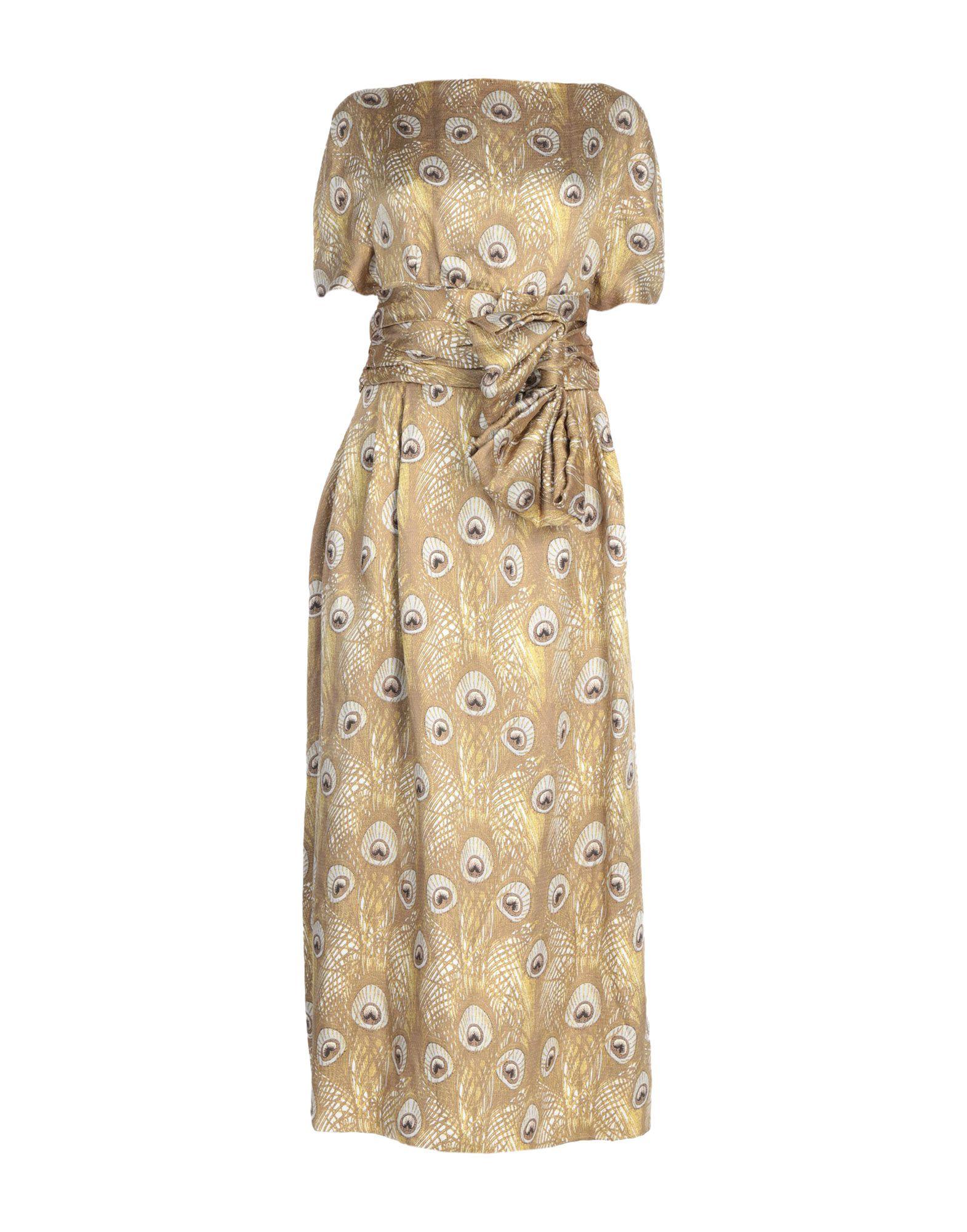ALBINO Длинное платье цена 2017