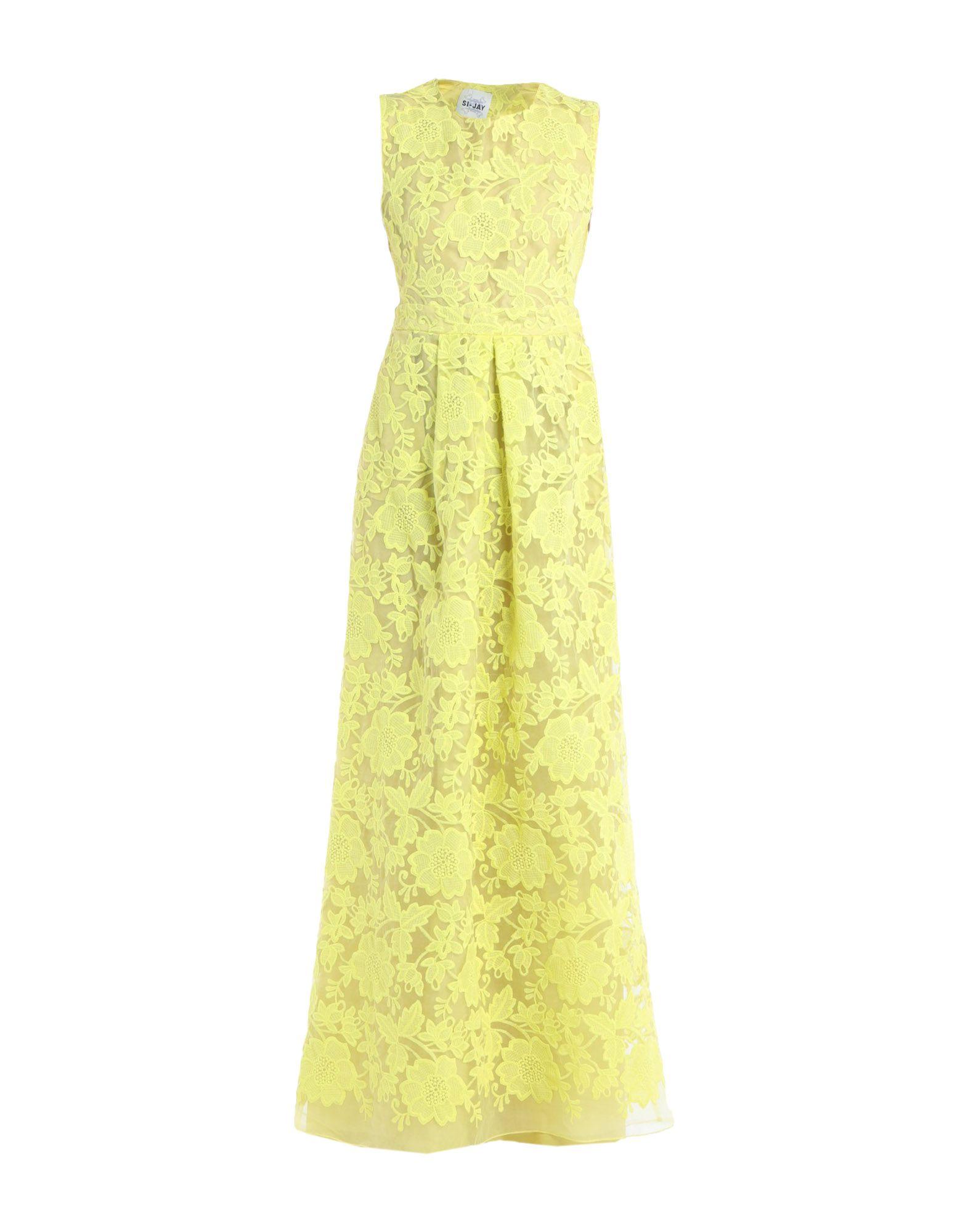 все цены на SI-JAY Длинное платье онлайн