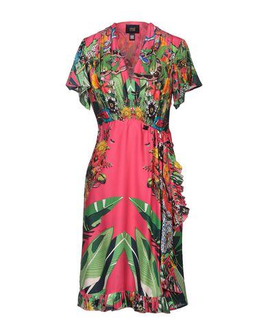 Купить Платье до колена кораллового цвета