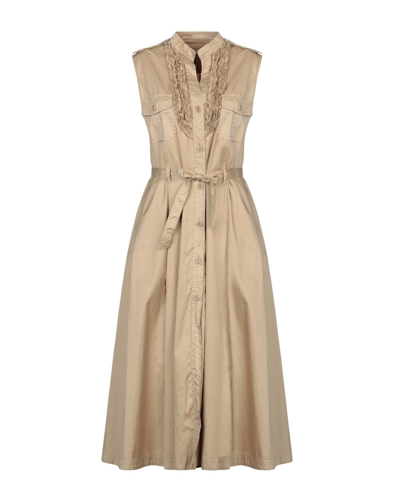 HENRY COTTON'S Платье длиной 3/4 henry cotton s платье