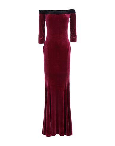 Длинное платье Norma Kamali