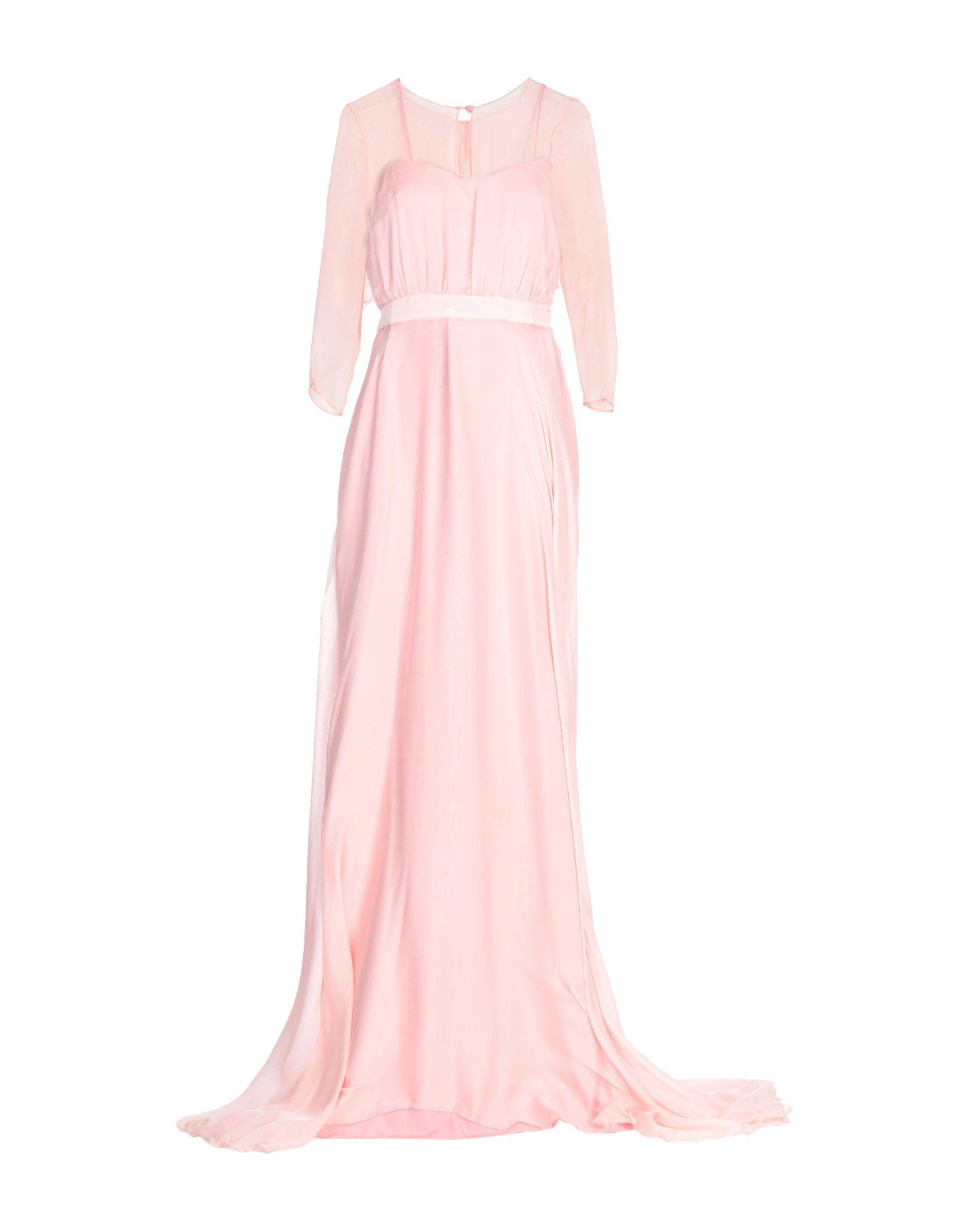 ALEX VIDAL Длинное платье