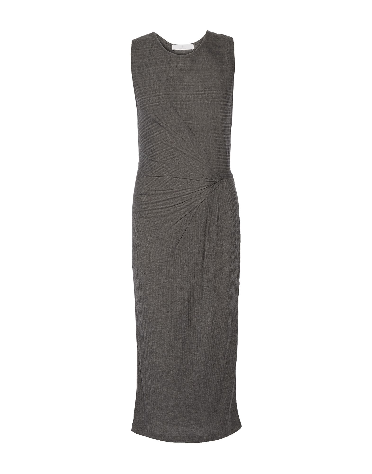 THAKOON ADDITION Длинное платье цены онлайн