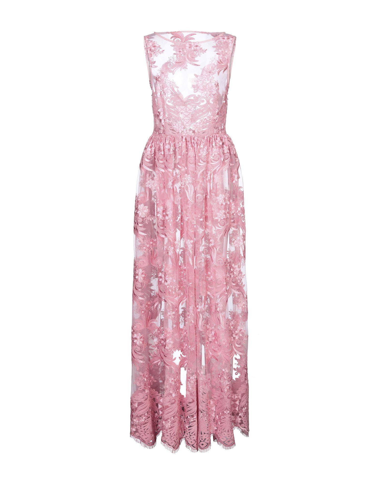 SHI 4 Длинное платье