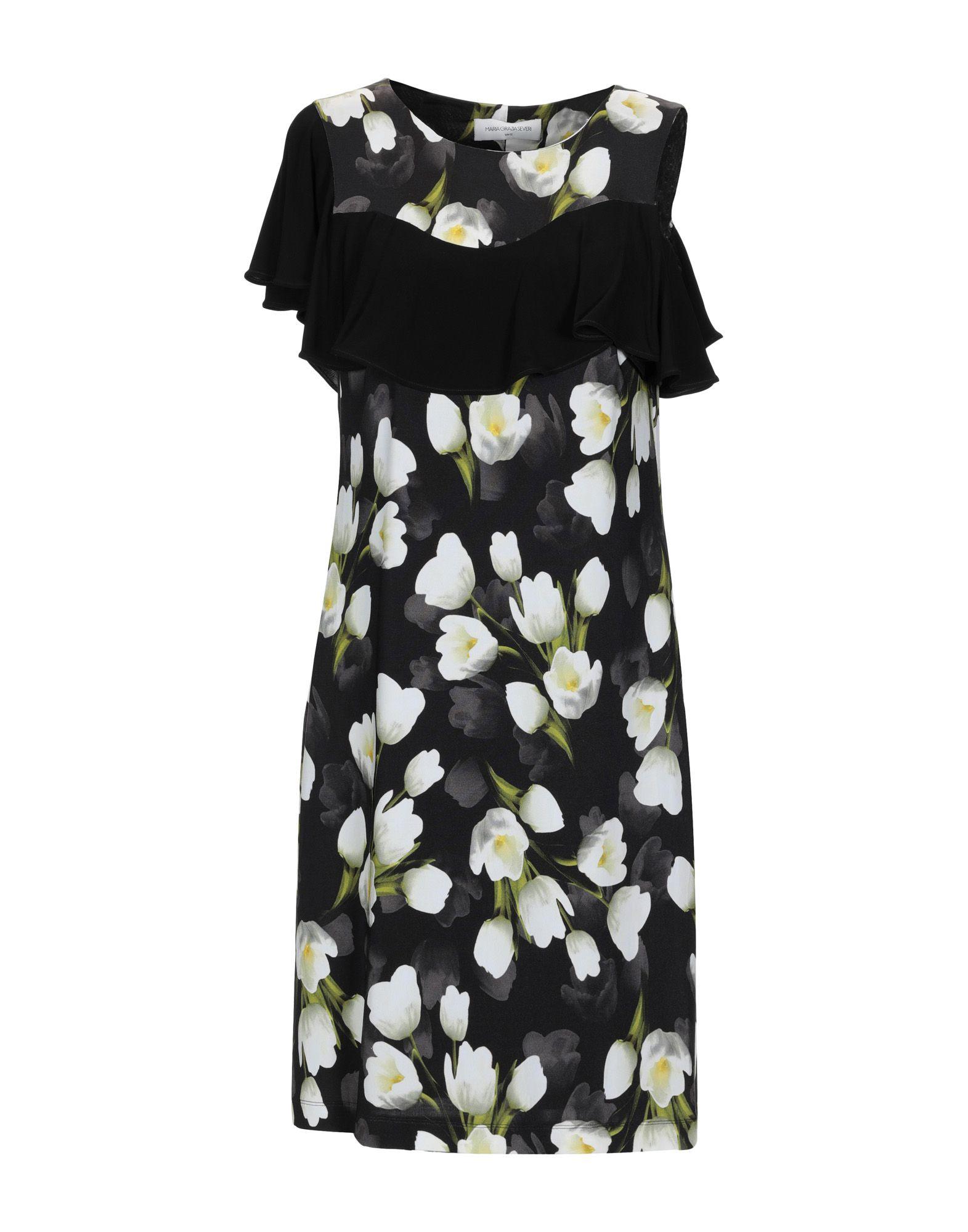 MARIA GRAZIA SEVERI Короткое платье цена 2017