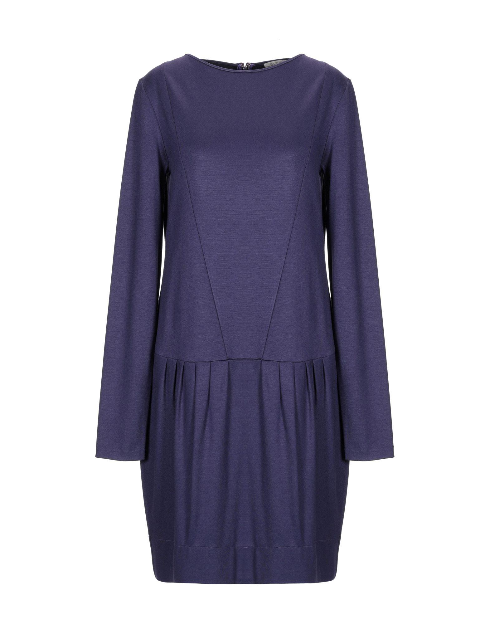 ALTEЯƎGO Короткое платье