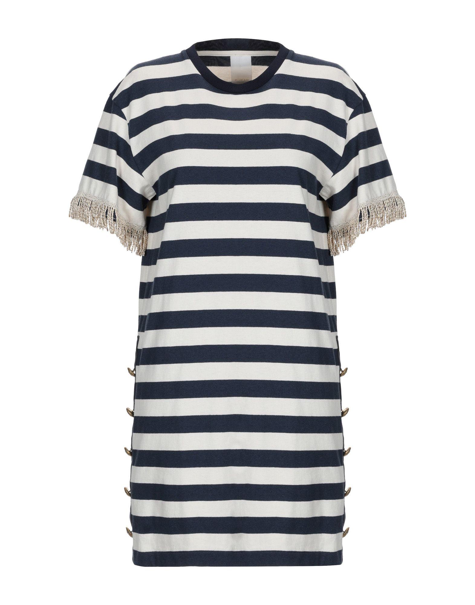P_JEAN Короткое платье