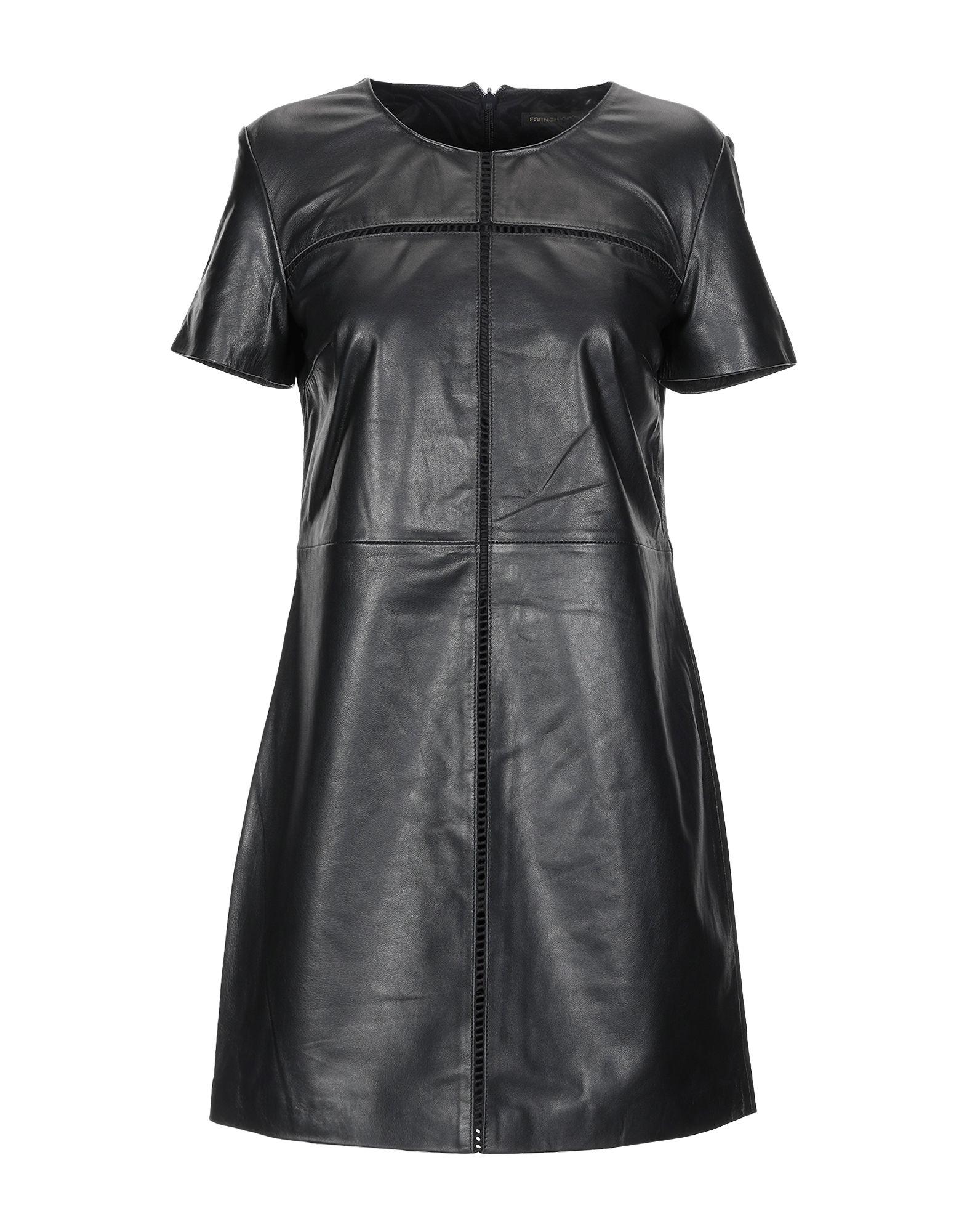 FRENCH CONNECTION Damen Kurzes Kleid Farbe Schwarz Größe 7