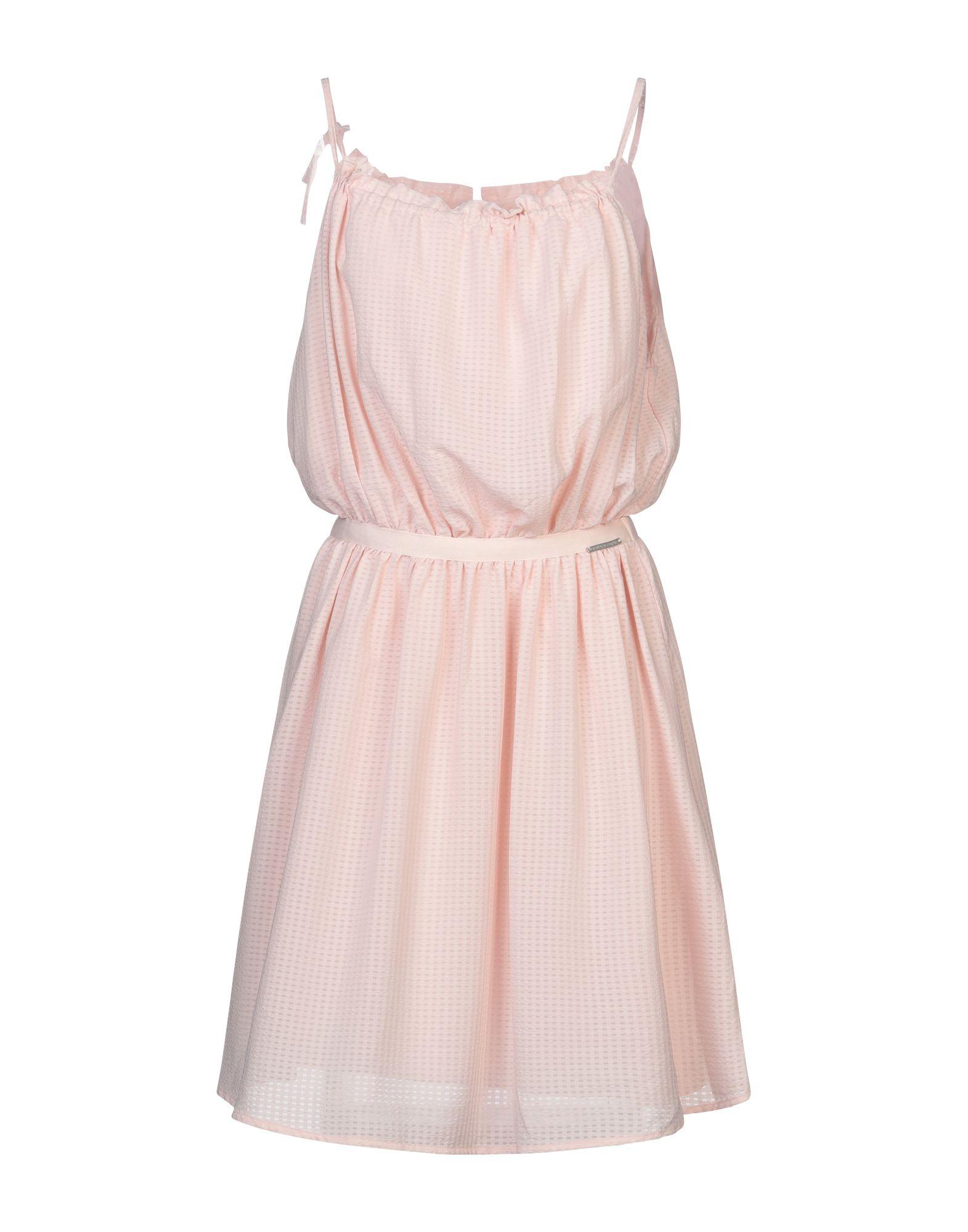 MAISON ESPIN Платье до колена maison espin юбка до колена