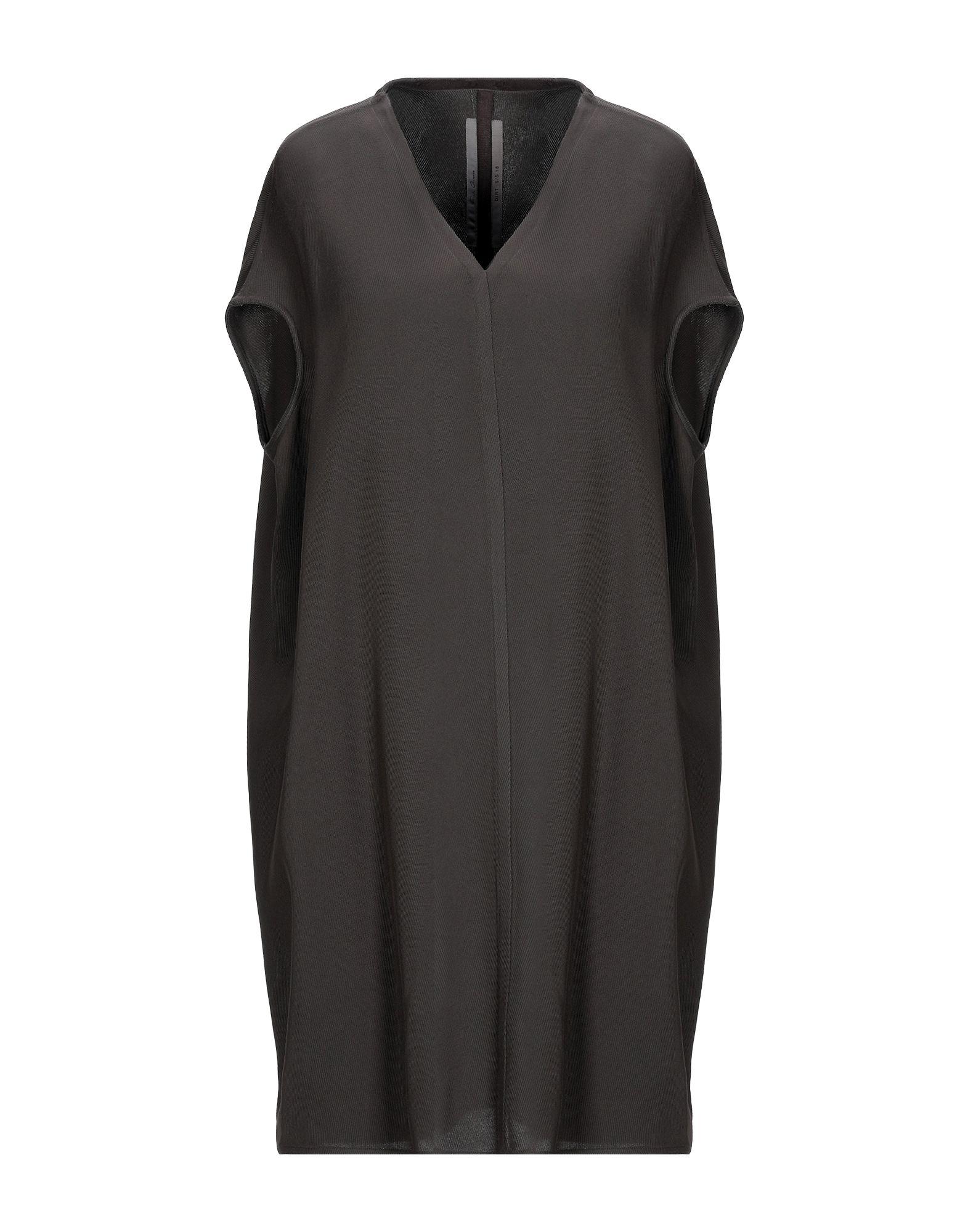 RICK OWENS Короткое платье petri короткое платье